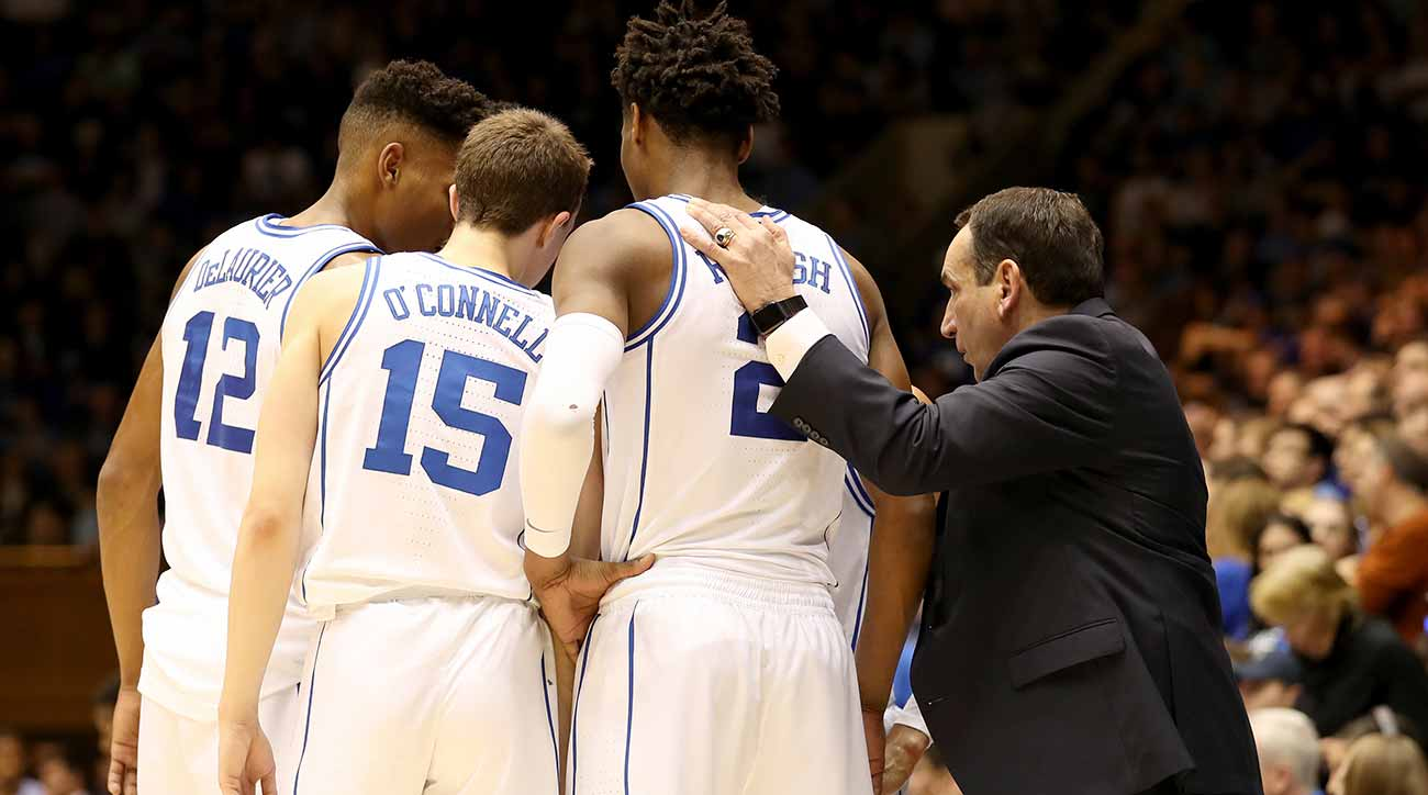 Zion Williamson injury: How Duke, Coach K, Cam Reddish must respond