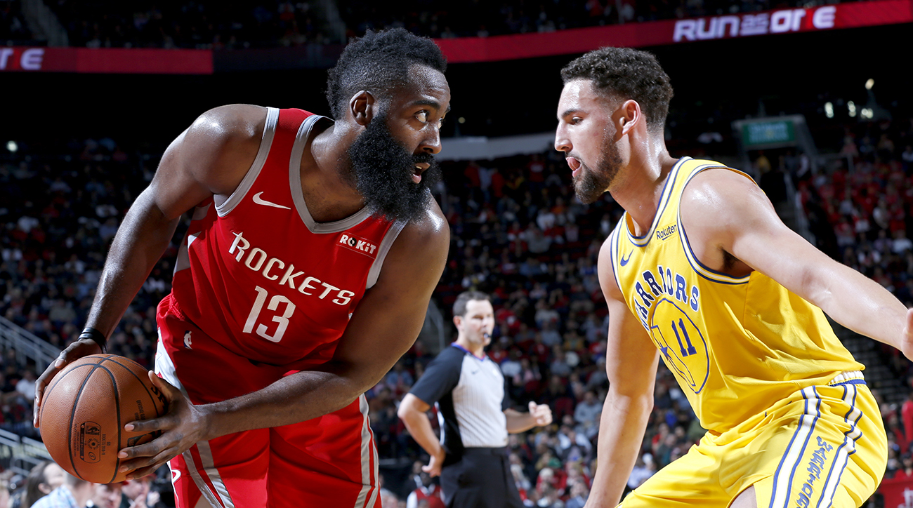 Golden State Warriors v Houston Rockets