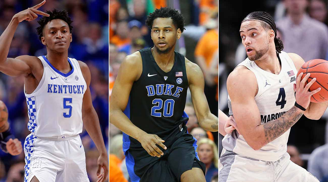 Duke, Kentucky basketball darkhorse players who could swing March Madness