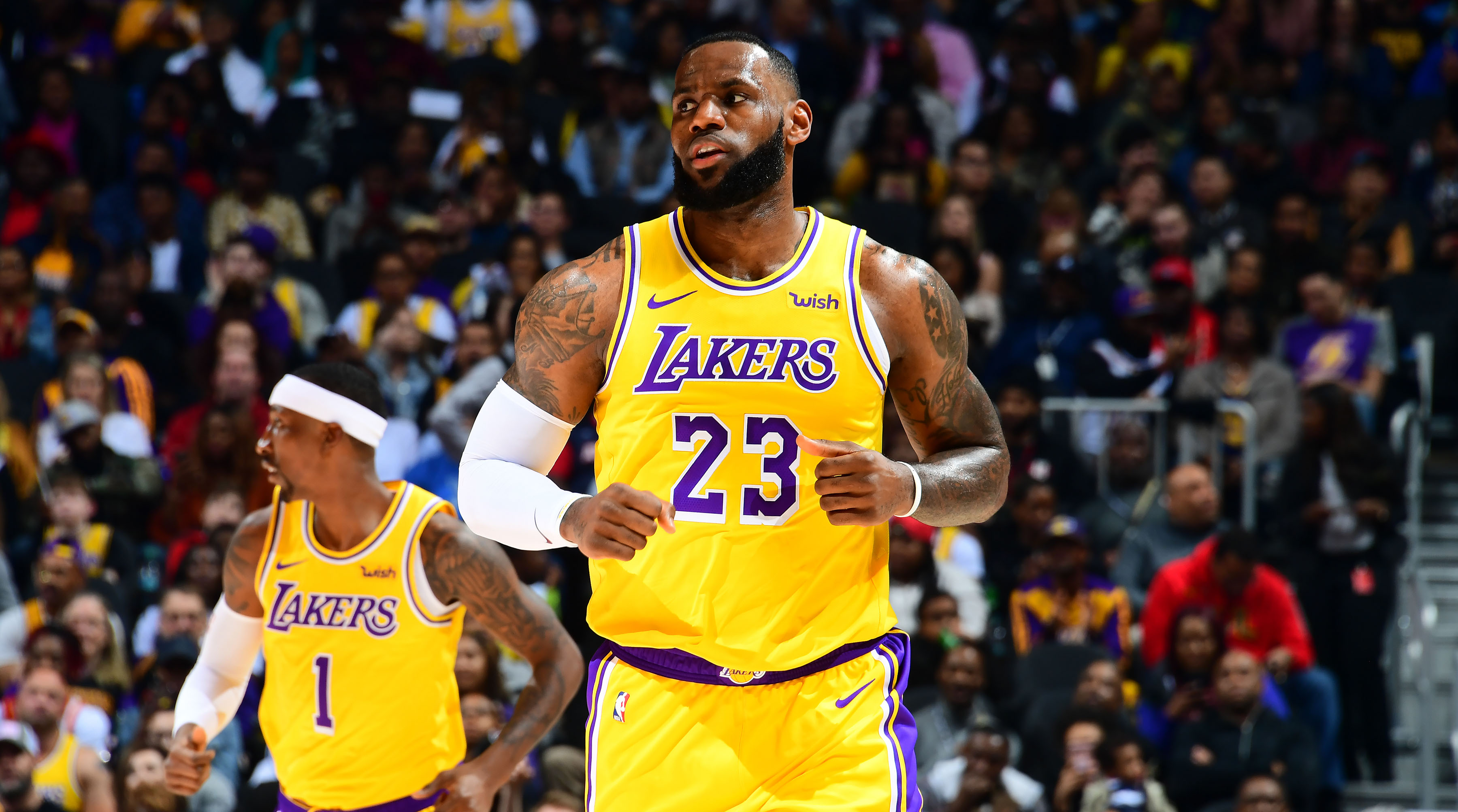 Lebron Lakers >> Lebron James Lakers Could Face Major Scrutiny If They Miss