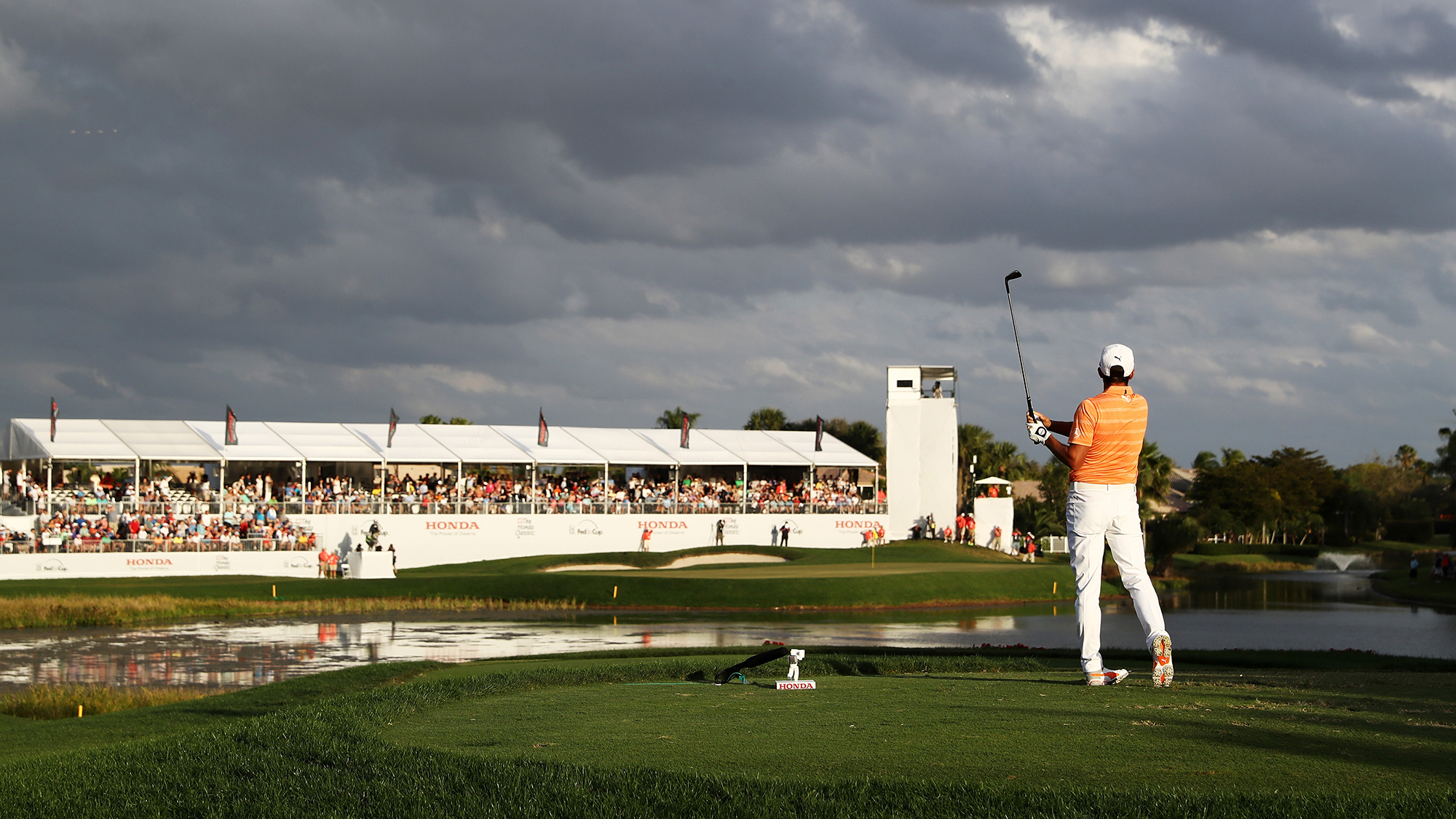 Honda Classic PGA National Bear Trap 17