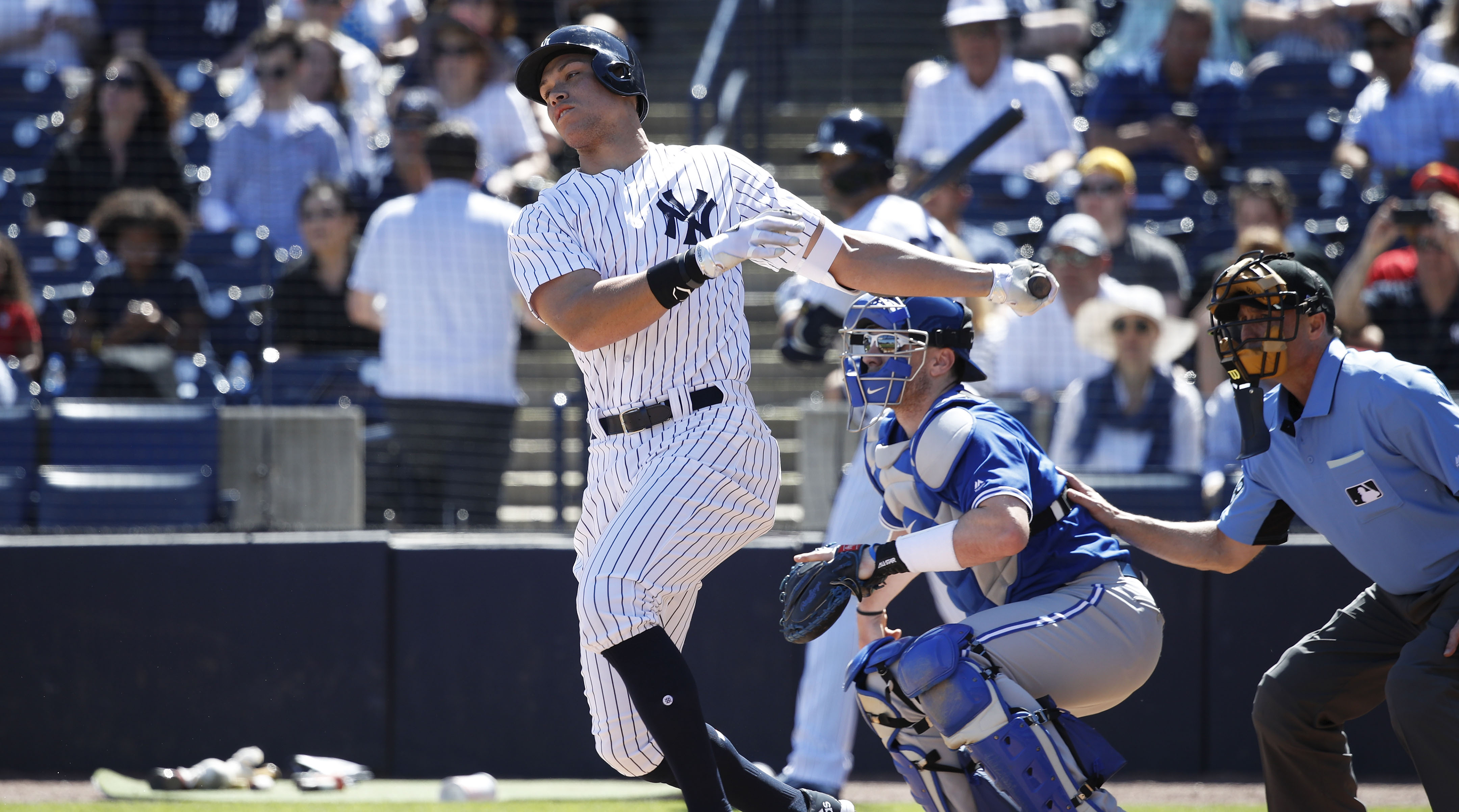 Yankees want to break home run record