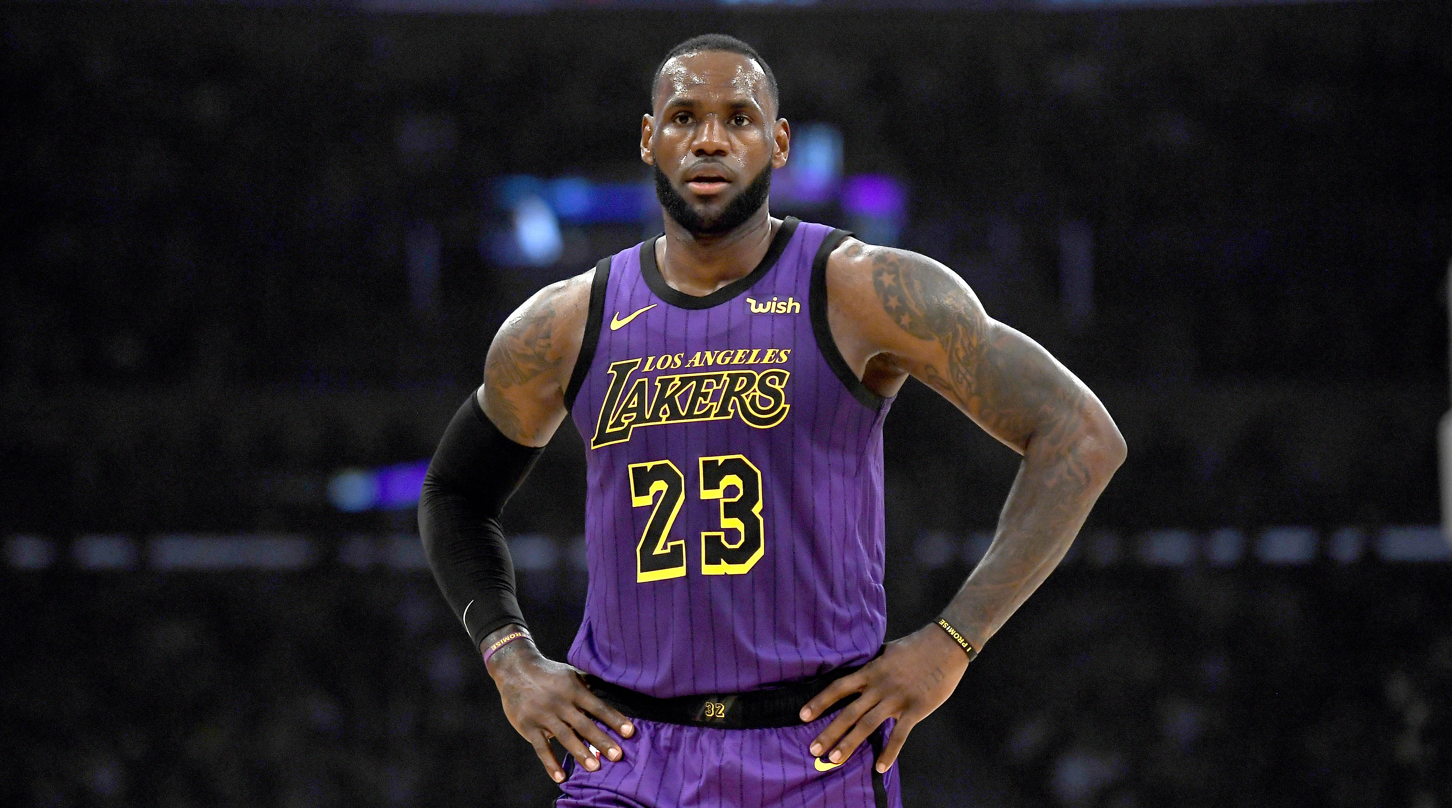 40ef5b8fd NBA Power Rankings  LeBron James and the Lakers Are in Freefall