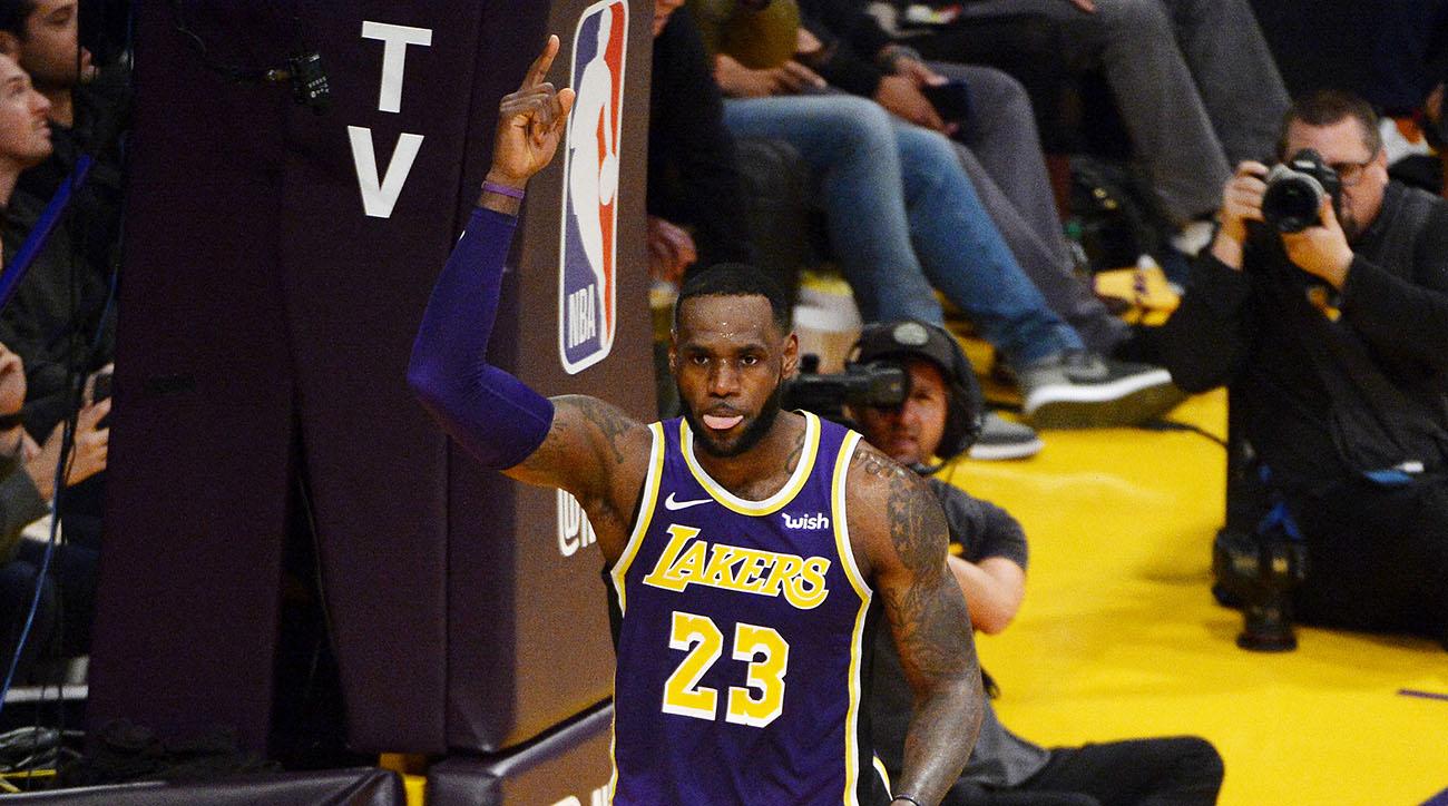 LeBron passes Jordan reactions