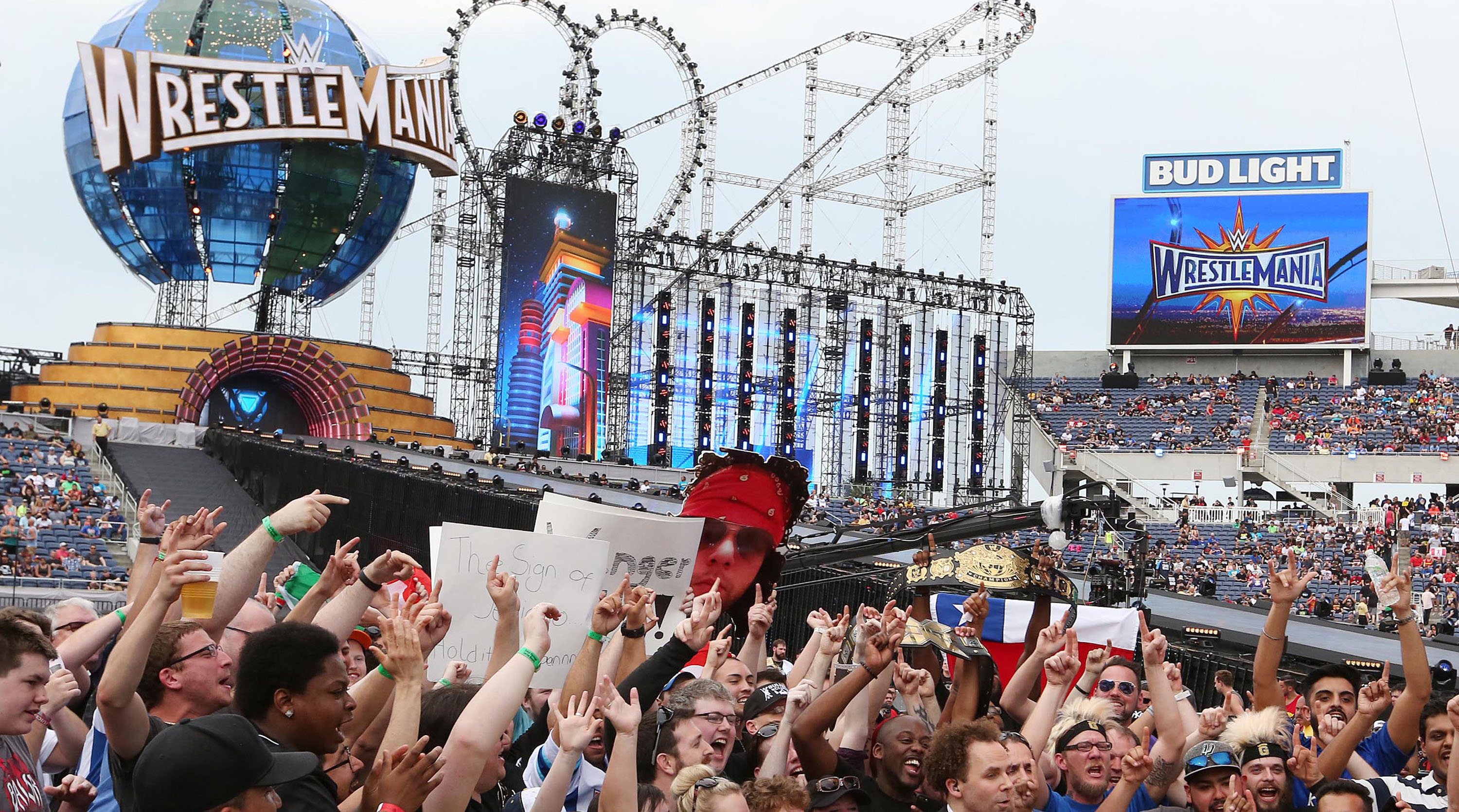 Tampa Bay to host WrestleMania 36