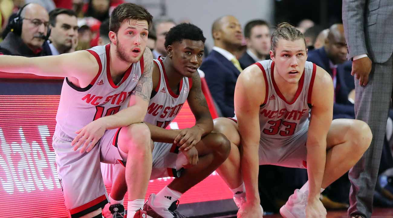 March Madness: Bubble watch, NCAA tournament bracket projections for NC State, Indiana