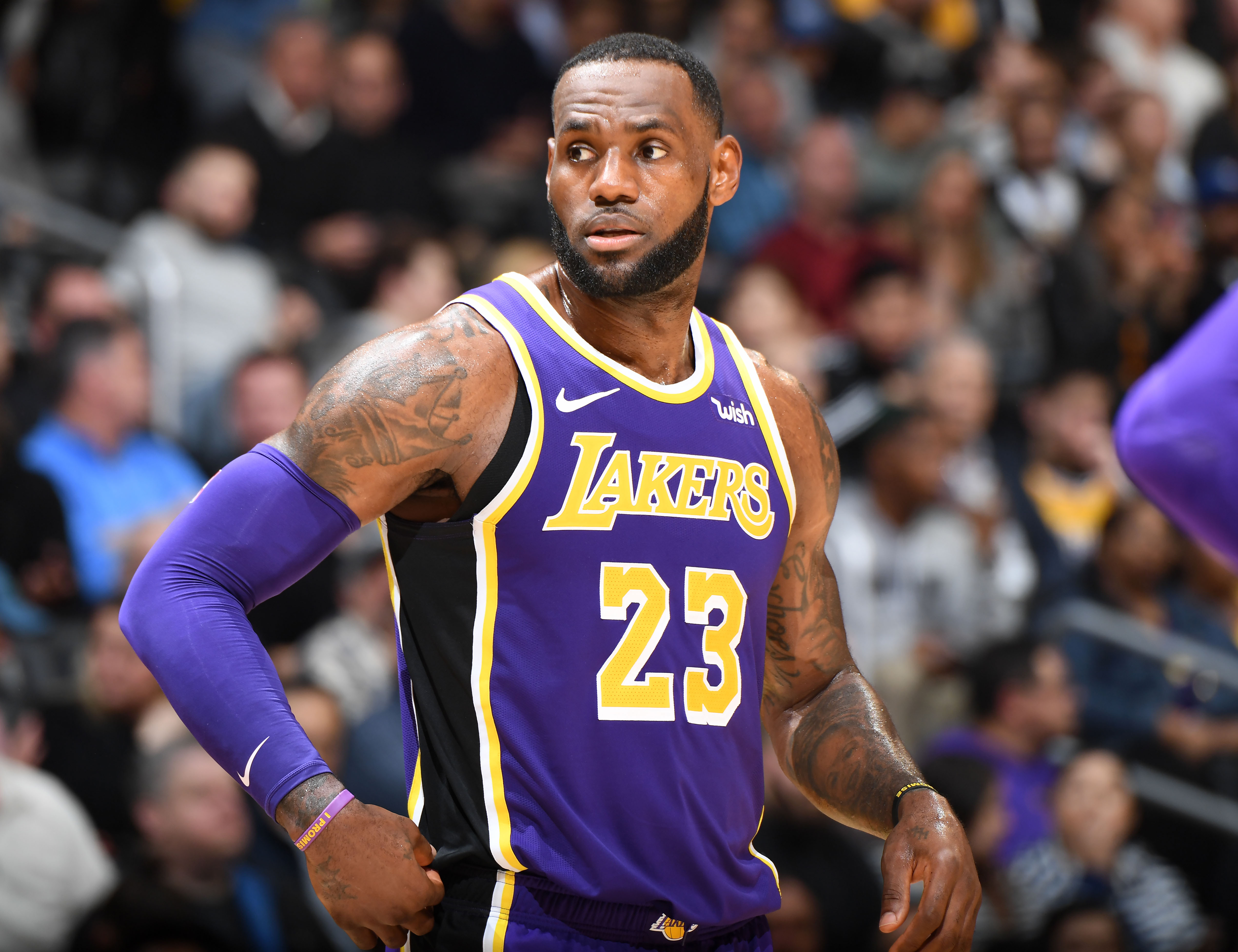 c6c76774173 NBA Playoffs  Preparing for life without LeBron James and the Lakers ...