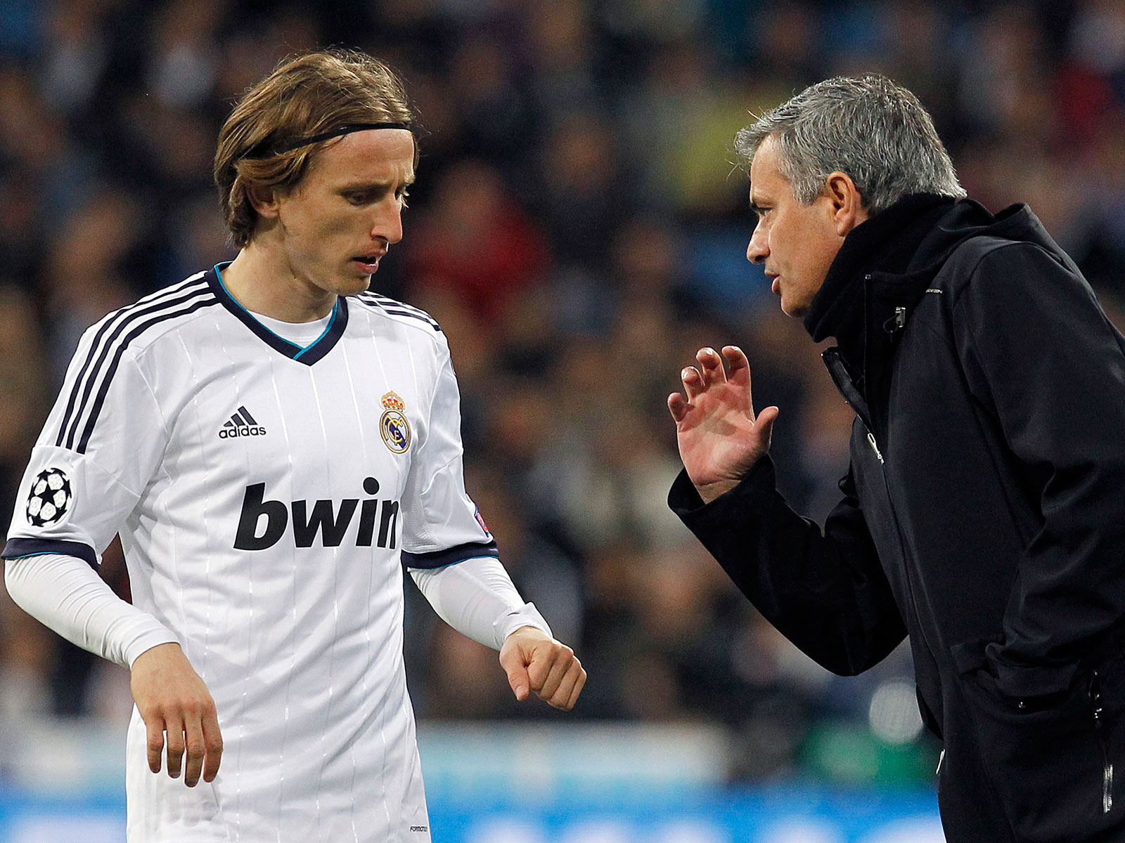 Jose Mourinho is touted for a possible return to Real Madrid