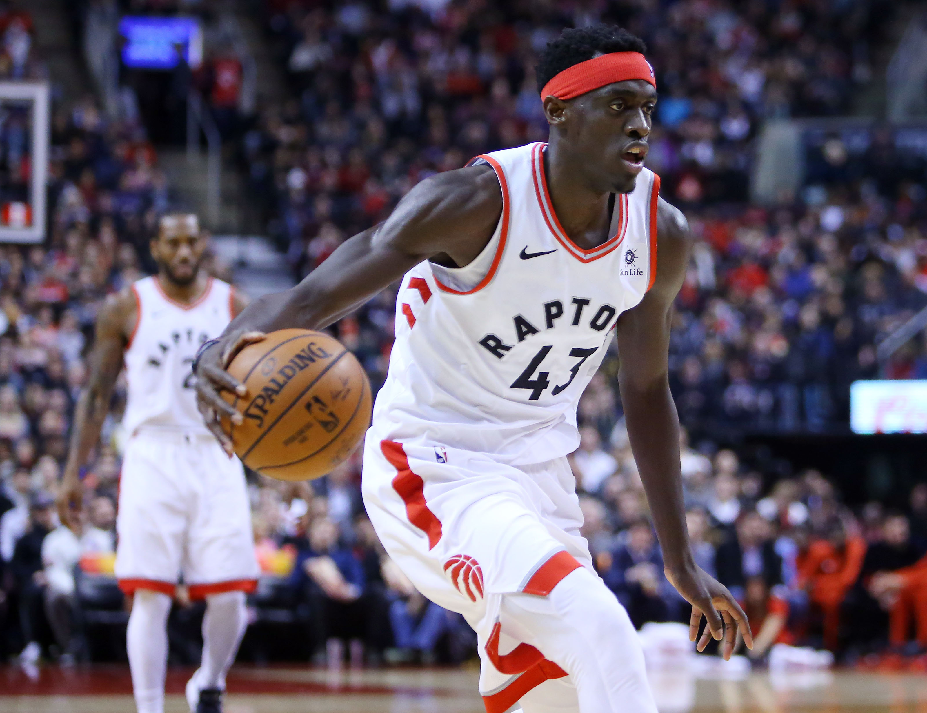 f00557cad34 Raptors star Pascal Siakam s breakout season will be tested