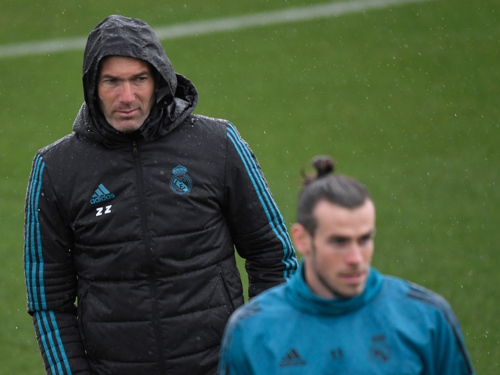 Zinedine Zidane's return to Real Madrid doesn't bode well for Gareth Bale