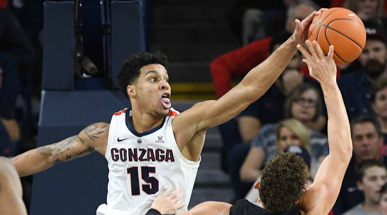 Brandon Clarke: Gonzaga star eyes NCAA tournament before NBA draft