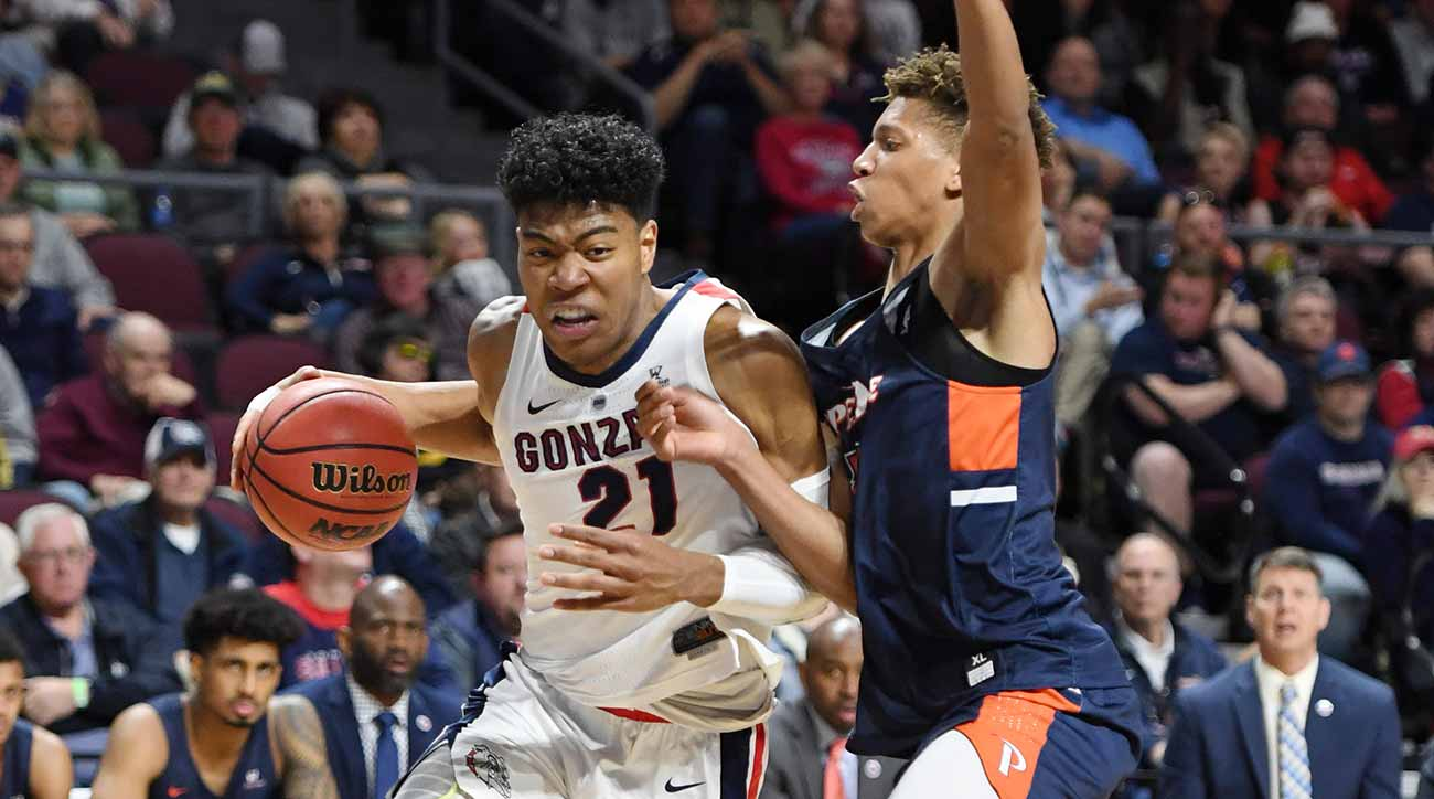 March Madness 2019: NCAA tournament bracket projections, Gonzaga seeds