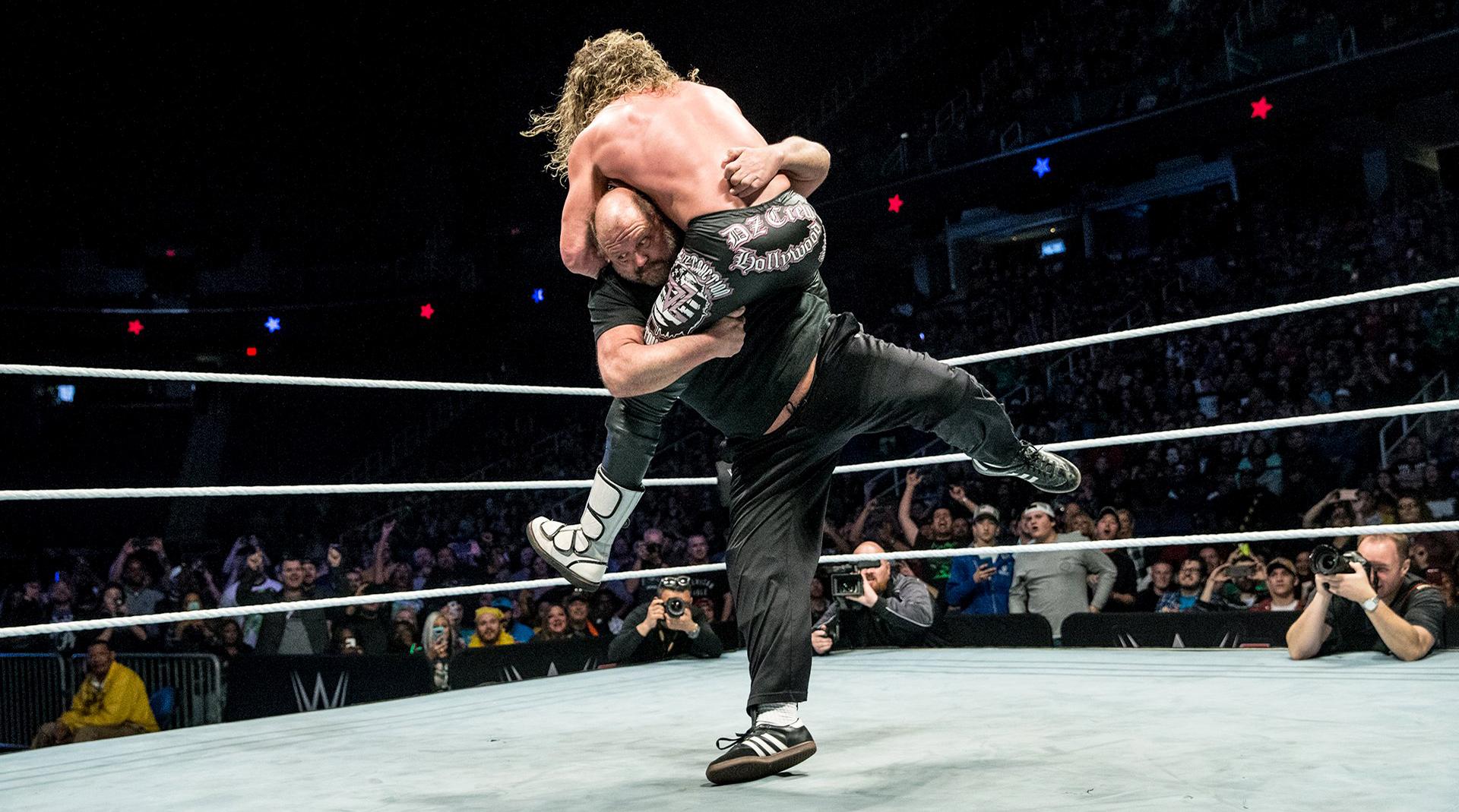 Ex-WWE wrestler Arn Anderson