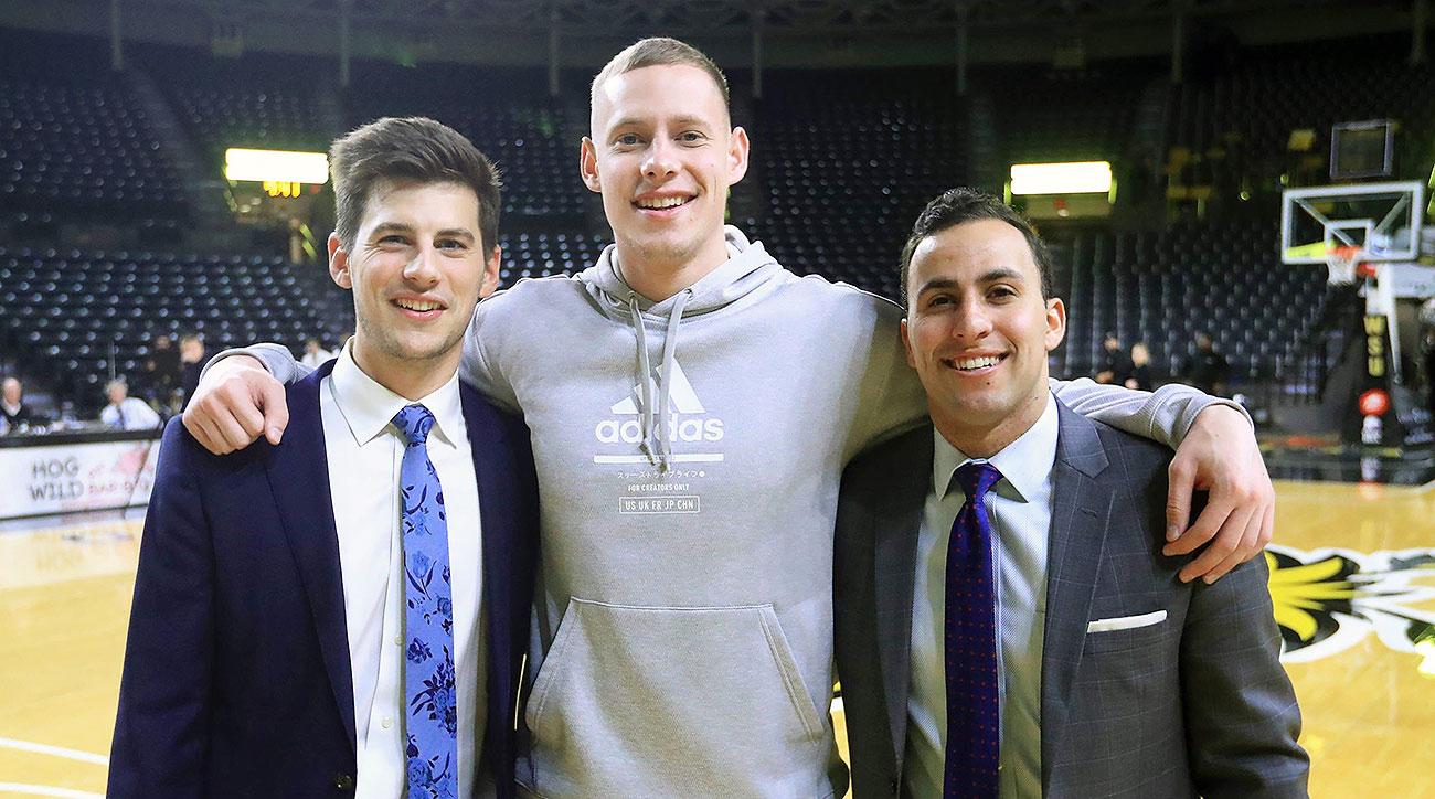 College basketball walk ons Wichita State