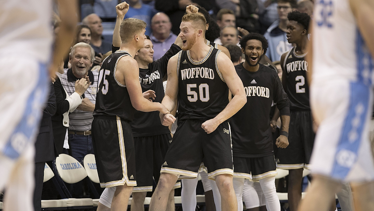 Get to know the Wofford Terriers