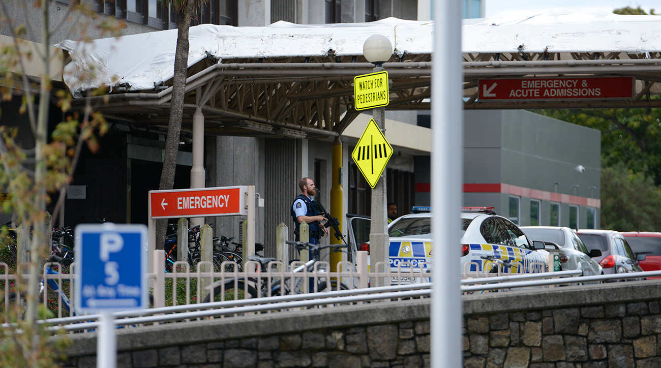Multiple Fatalities Following Christchurch Mosque Shootings