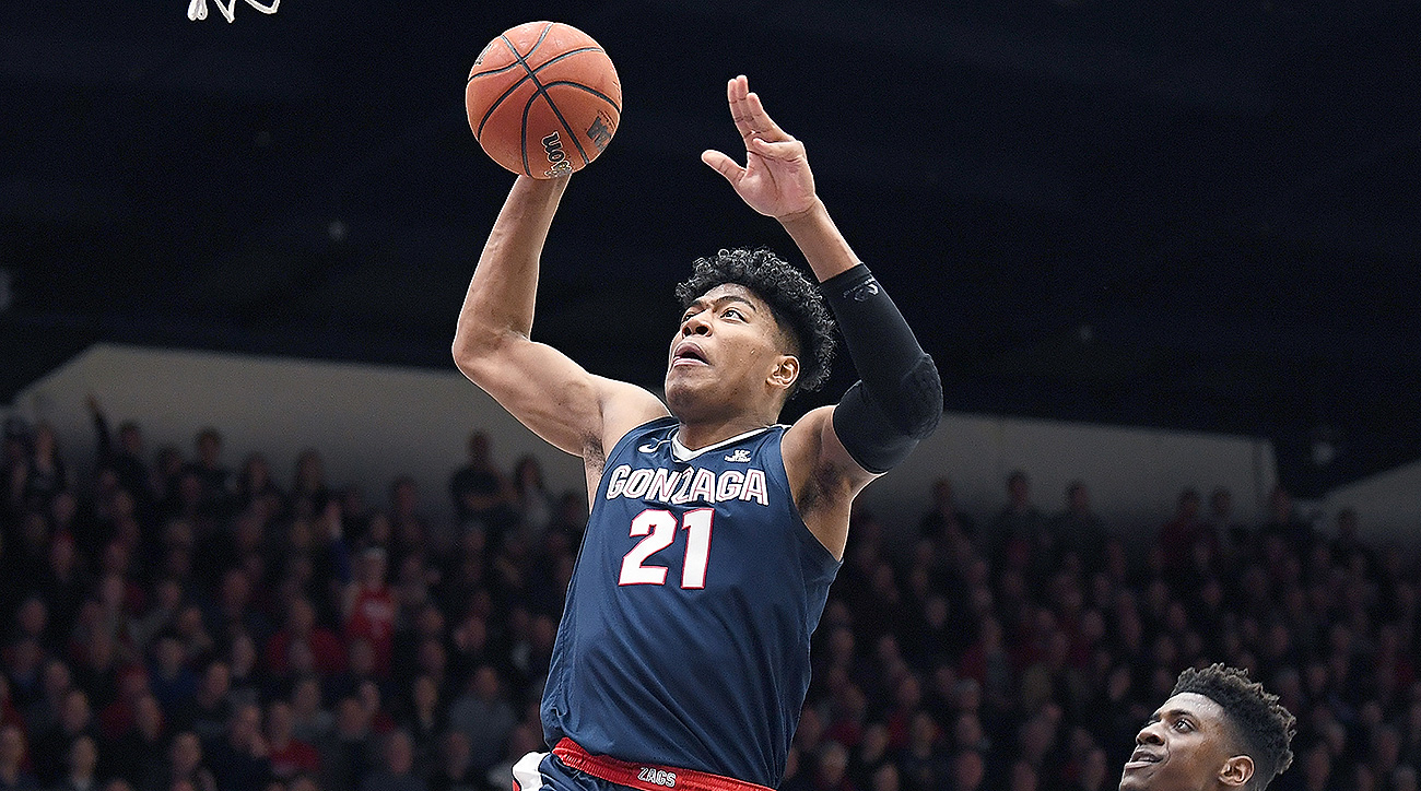 NCAA tournament 2019 March Madness Gonzaga basketball West Region