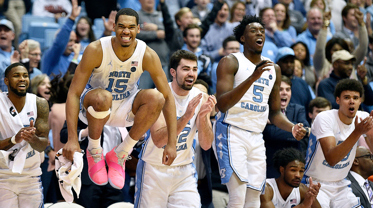 March Madness 2019 NCAA tournament UNC basketball Midwest Region
