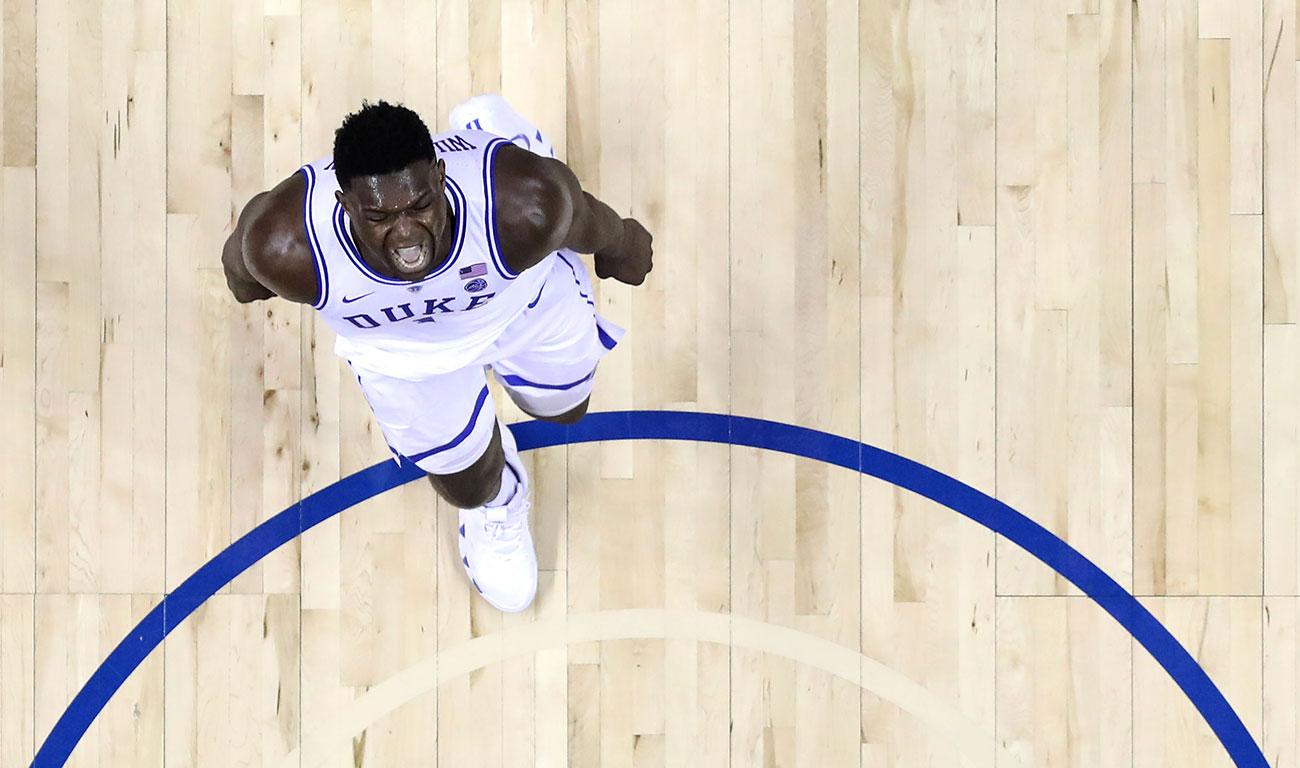 Zion Williamson, Duke basketball enter NCAA tournament as March Madness's top team
