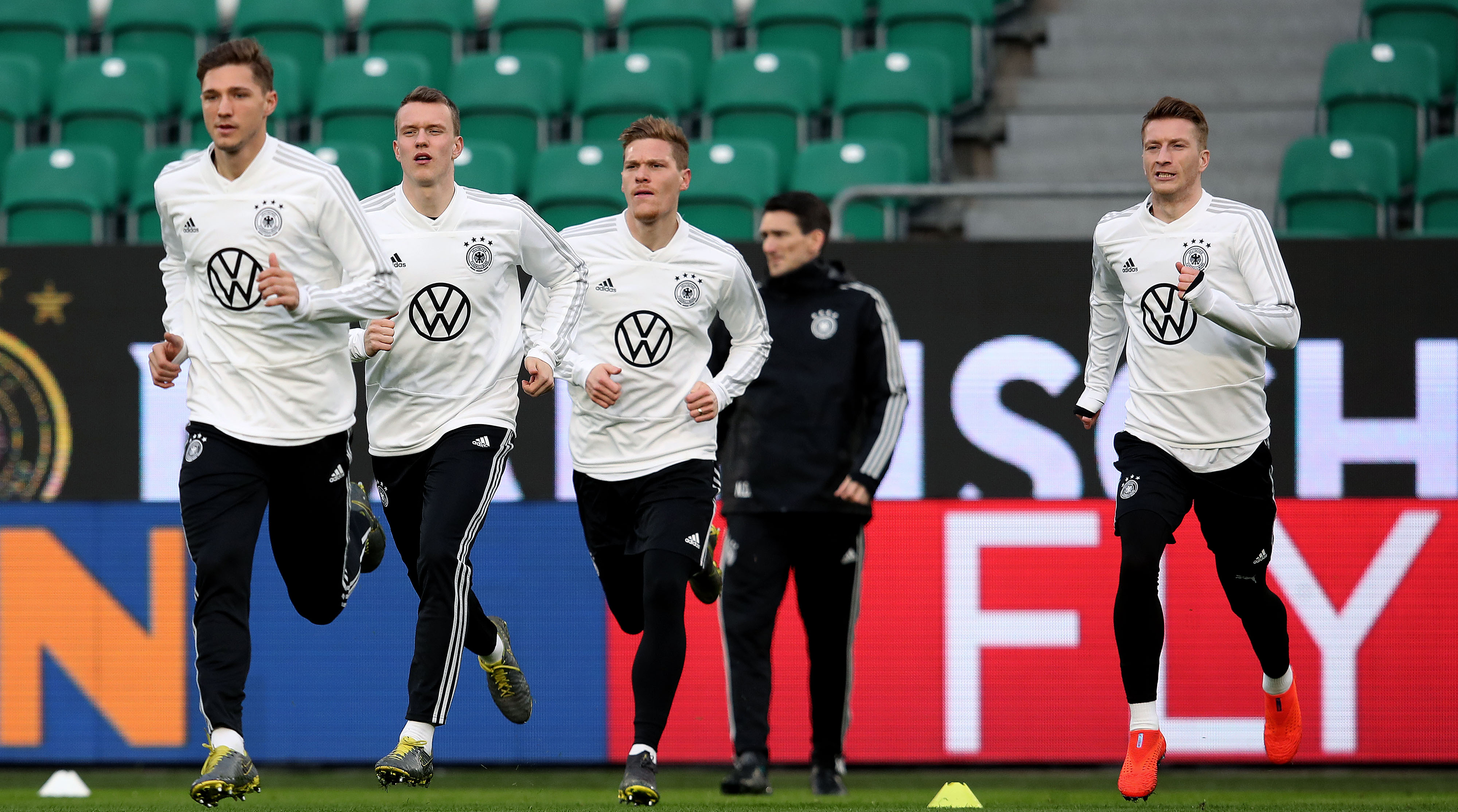 How to watch Germany vs Serbia