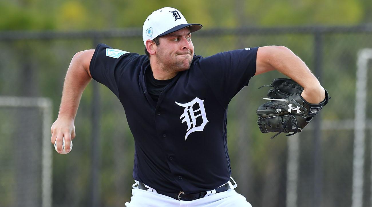michael Fulmer, michael fulmer injury updates, michael fulmer tommy john surgery, detroit tigers, tigers