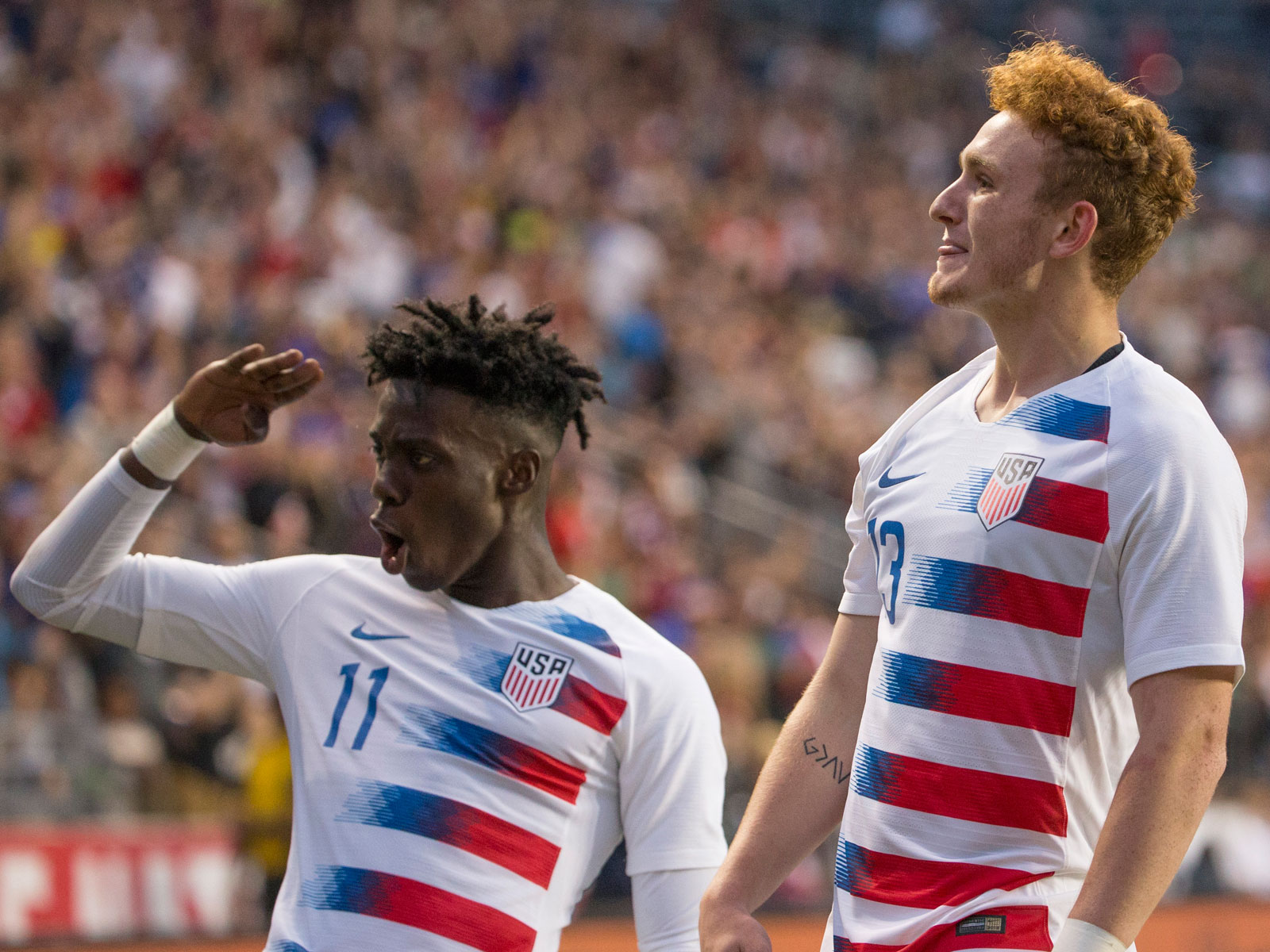 Tim Weah and Josh Sargent were omitted from the USMNT's March camp