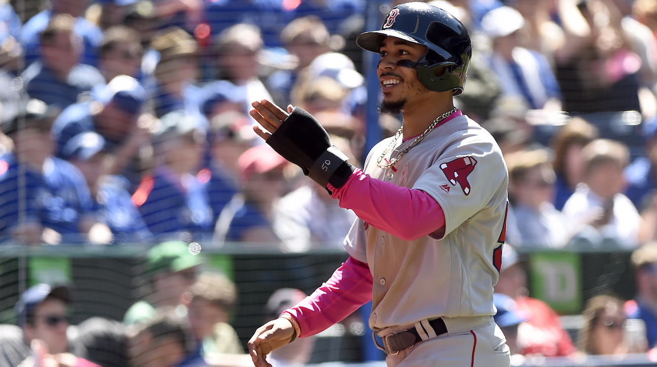 mookie betts expects free agency