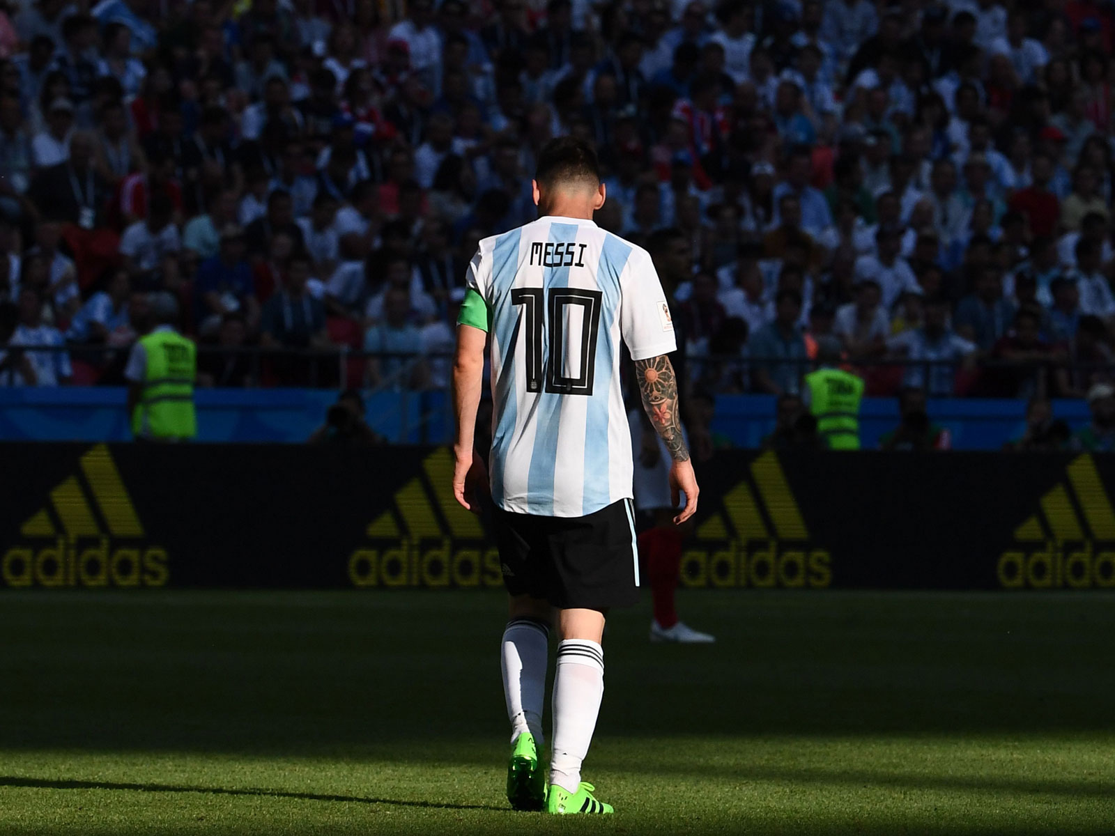 Lionel Messi is returning to Argentina's national team
