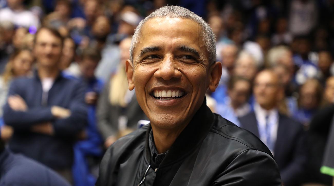 president barack obama, Obama March madness bracket, march madness bracket, ncaa tournament 2019, president obama bracket, duke, uconn
