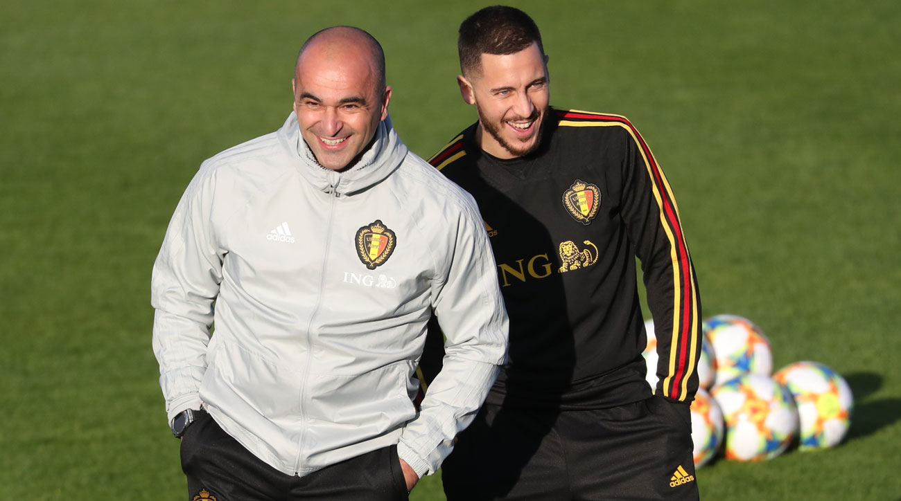 Belgium hosts Russia in a Euro 2020 qualifying match