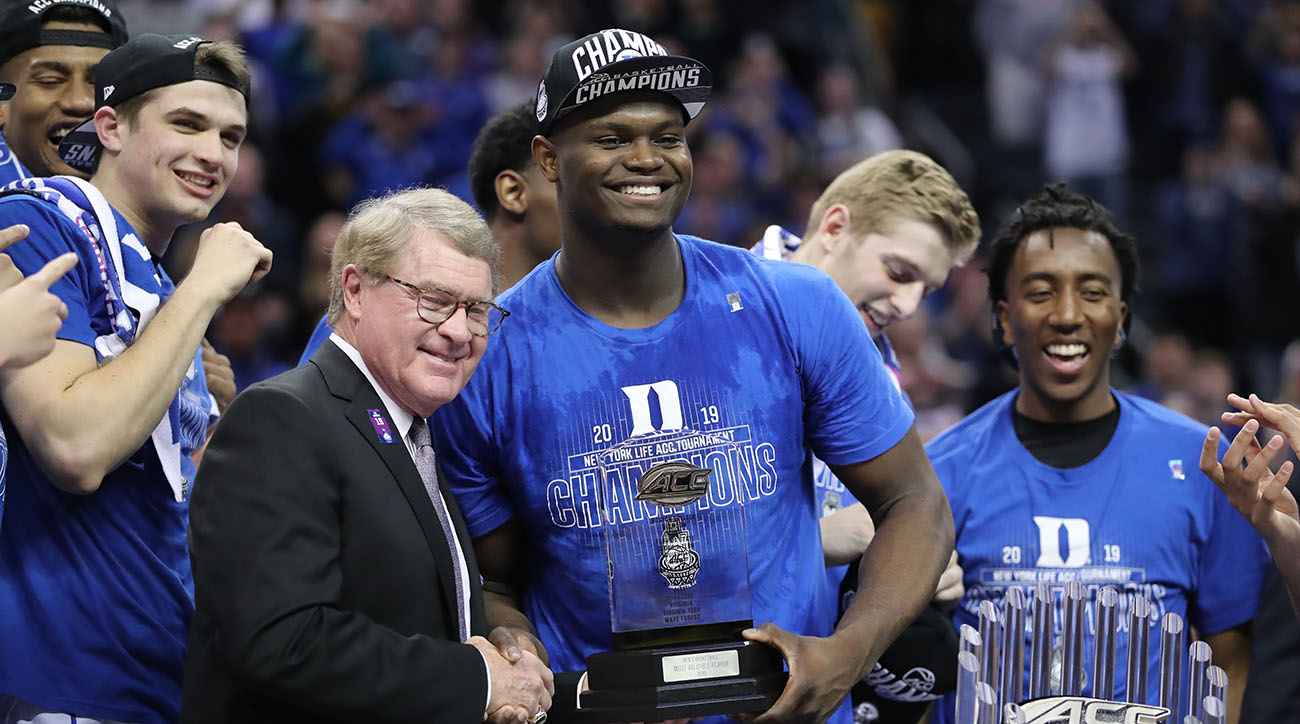 How many titles does Duke have?