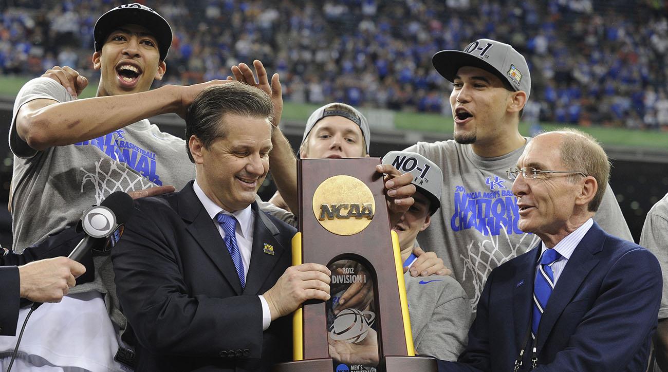 Kentucky national championship wins
