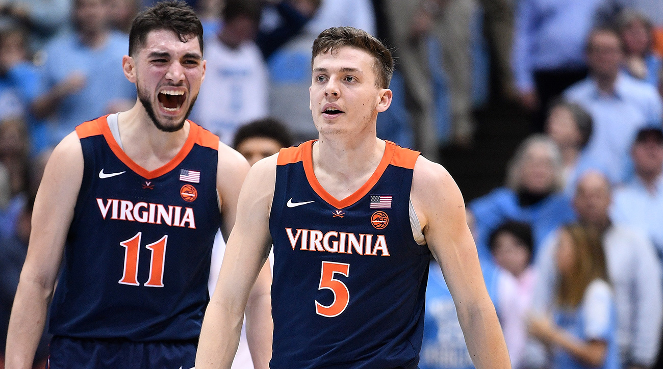 March Madness: Virginia looks to overcome UMBC loss vs Gardner-Webb