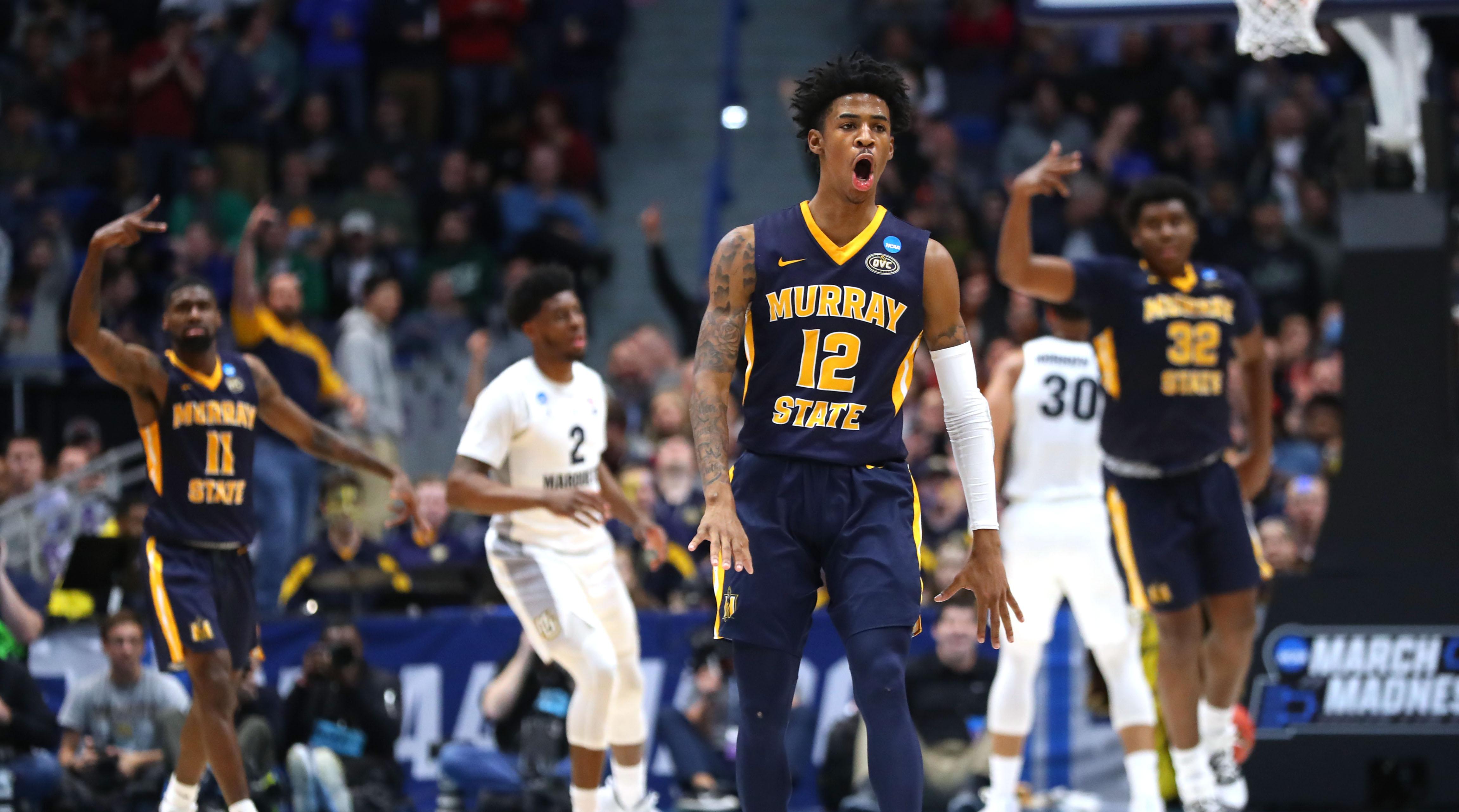 March Madness 2019 upsets