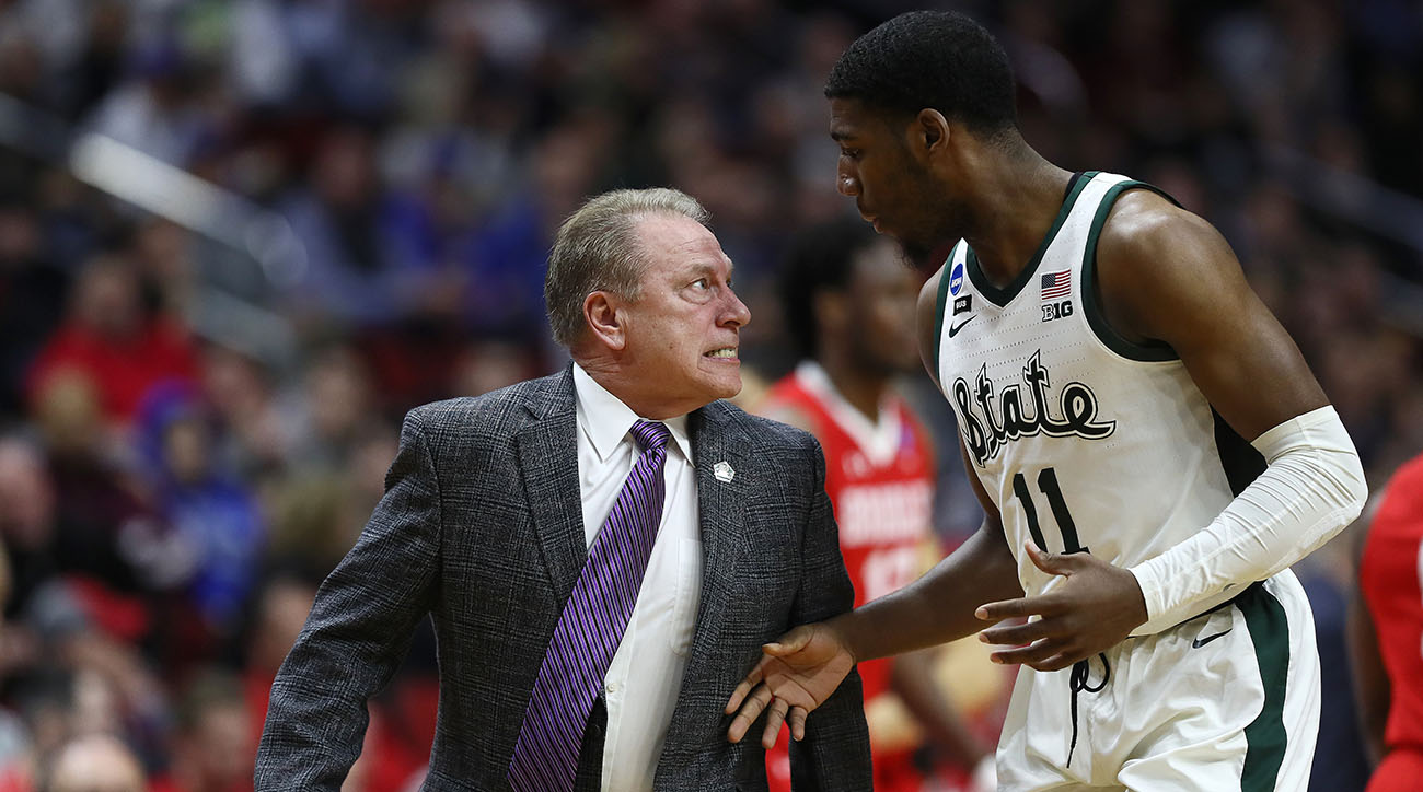 Tom Izzo doesn't apologize for yelling at Aaron Henry