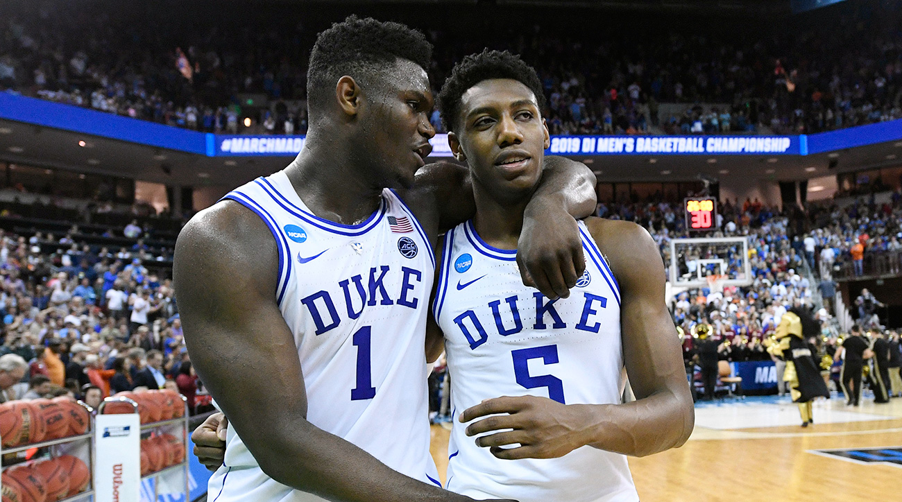 March Madness 2019: Zion Williamson, RJ Barrett, Duke survive UCF