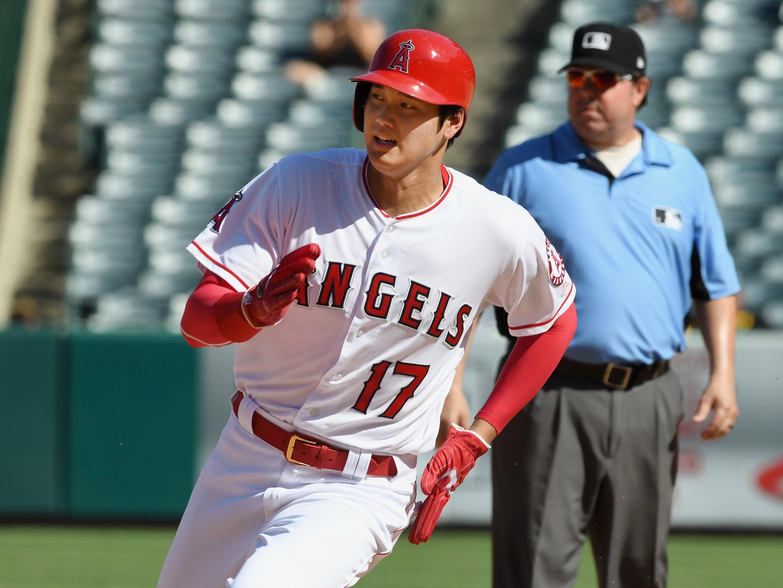MLB: SEP 30 Athletics at Angels