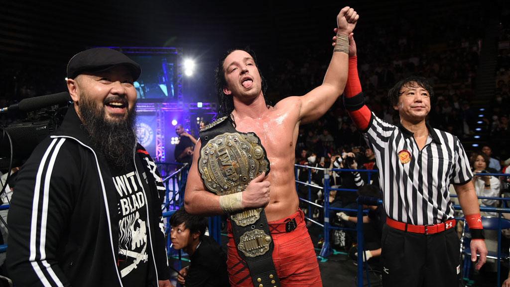 Wrestling news: NJPW's Jay White on G1 Supercard at MSG