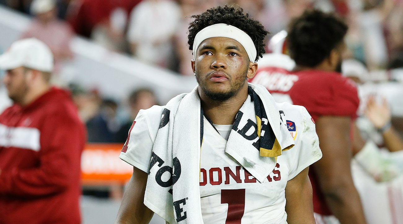 Will Kyler Murray be the No. 1 overall pick?