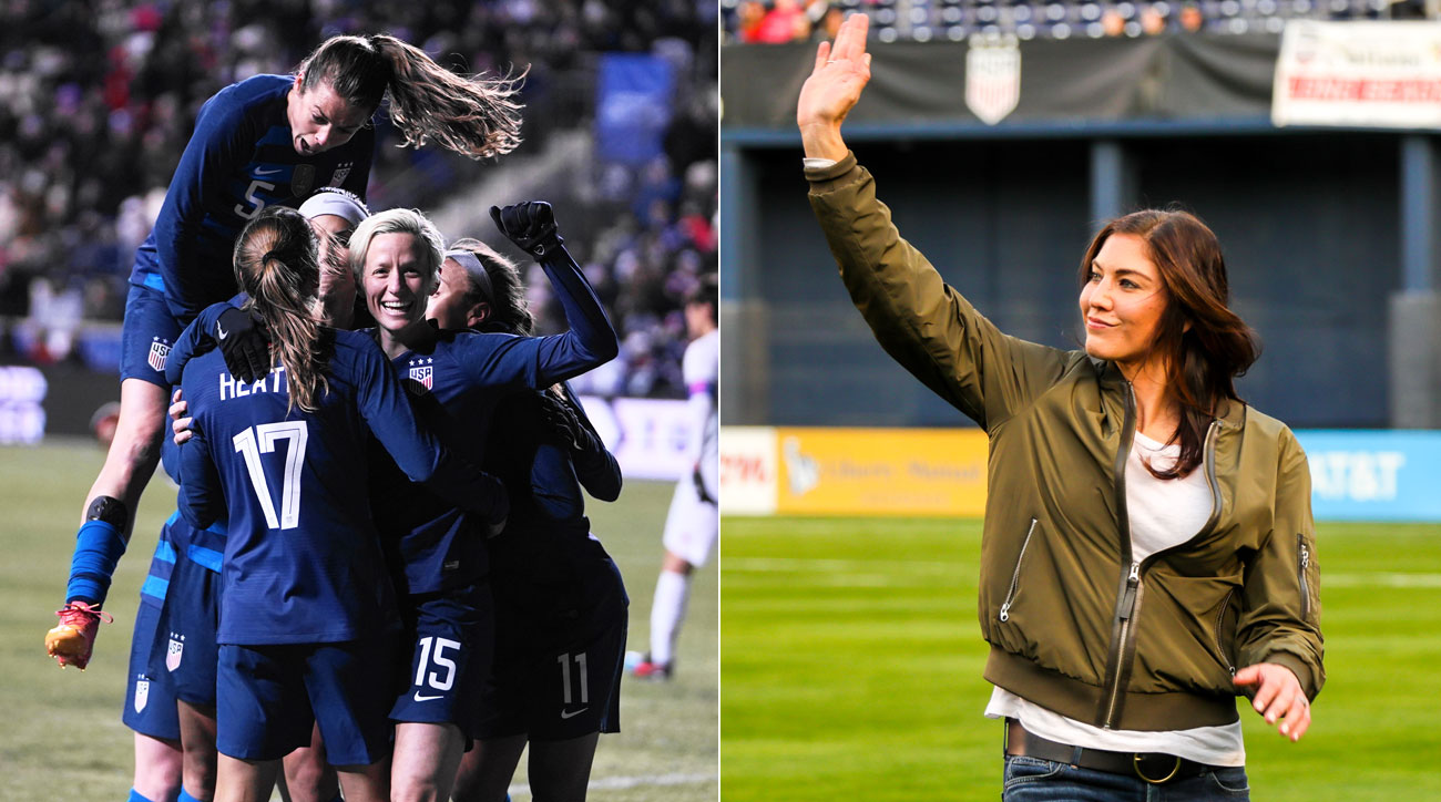 The USWNT and Hope Solo may have their discrimination cases against U.S. Soccer consolidated into one