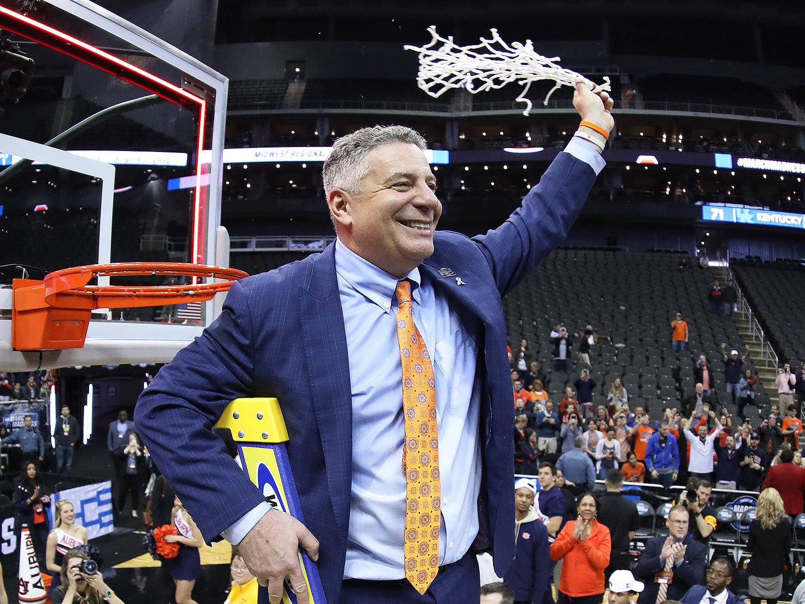 Auburn Bruce Pearl beat Kentucky Final Four 2019