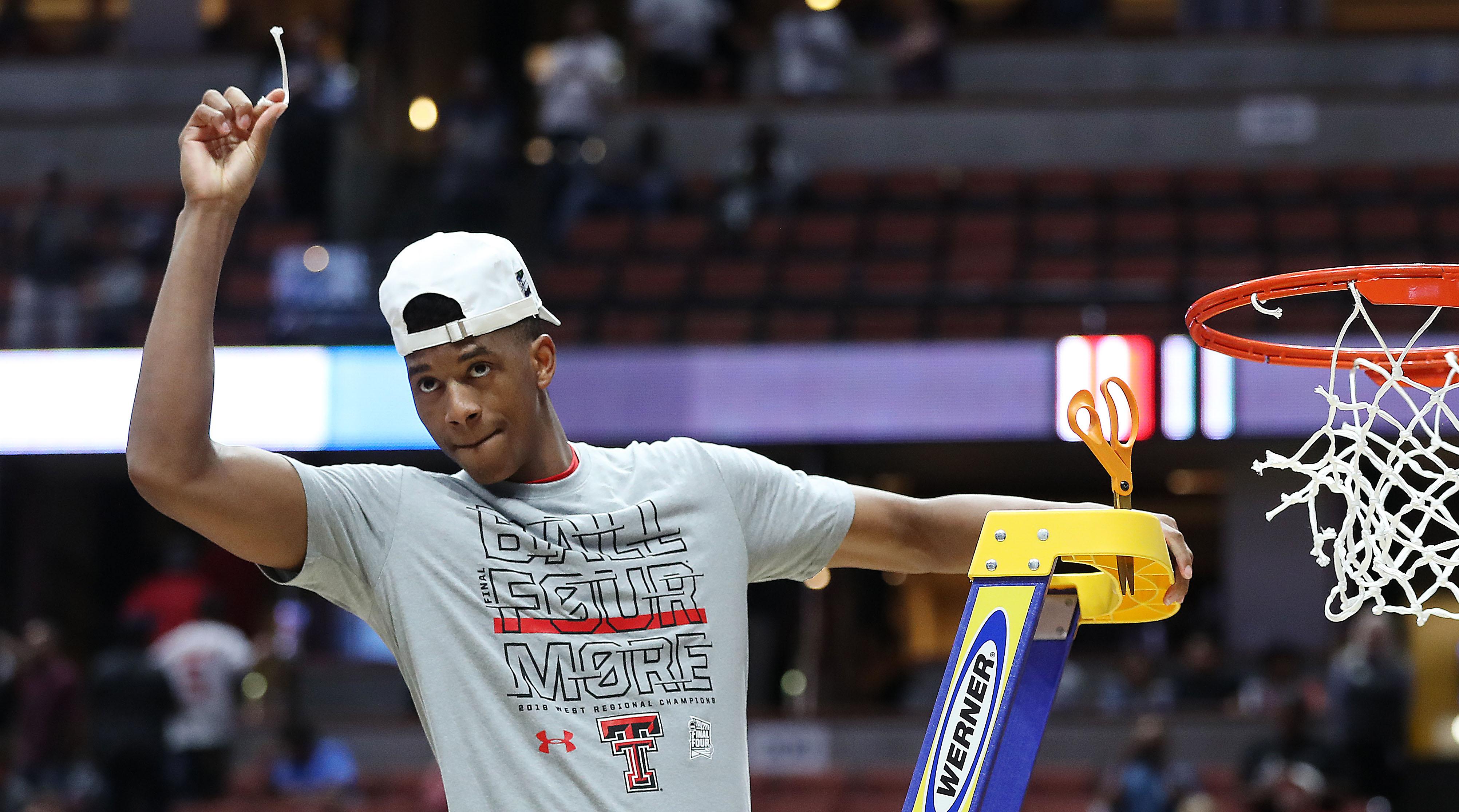 NCAA Basketball Tournament - West Regional - Anaheim