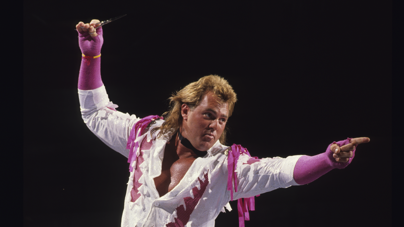 Brutus The Barber Beefcake inducted into WWE Hall of Fame 2019