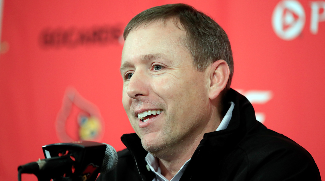 Scott Satterfield, Louisville football moving forward after Bobby Petrino