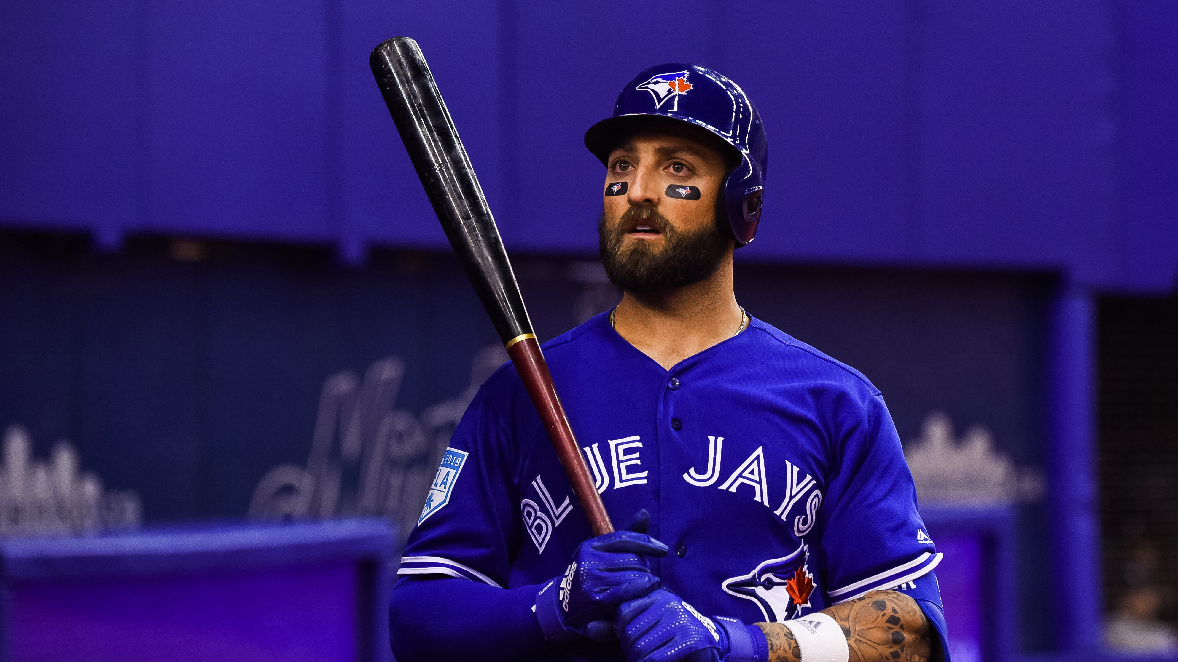 huge discount 24d44 82bfc Blue Jays trade Kevin Pillar to Giants for three players ...