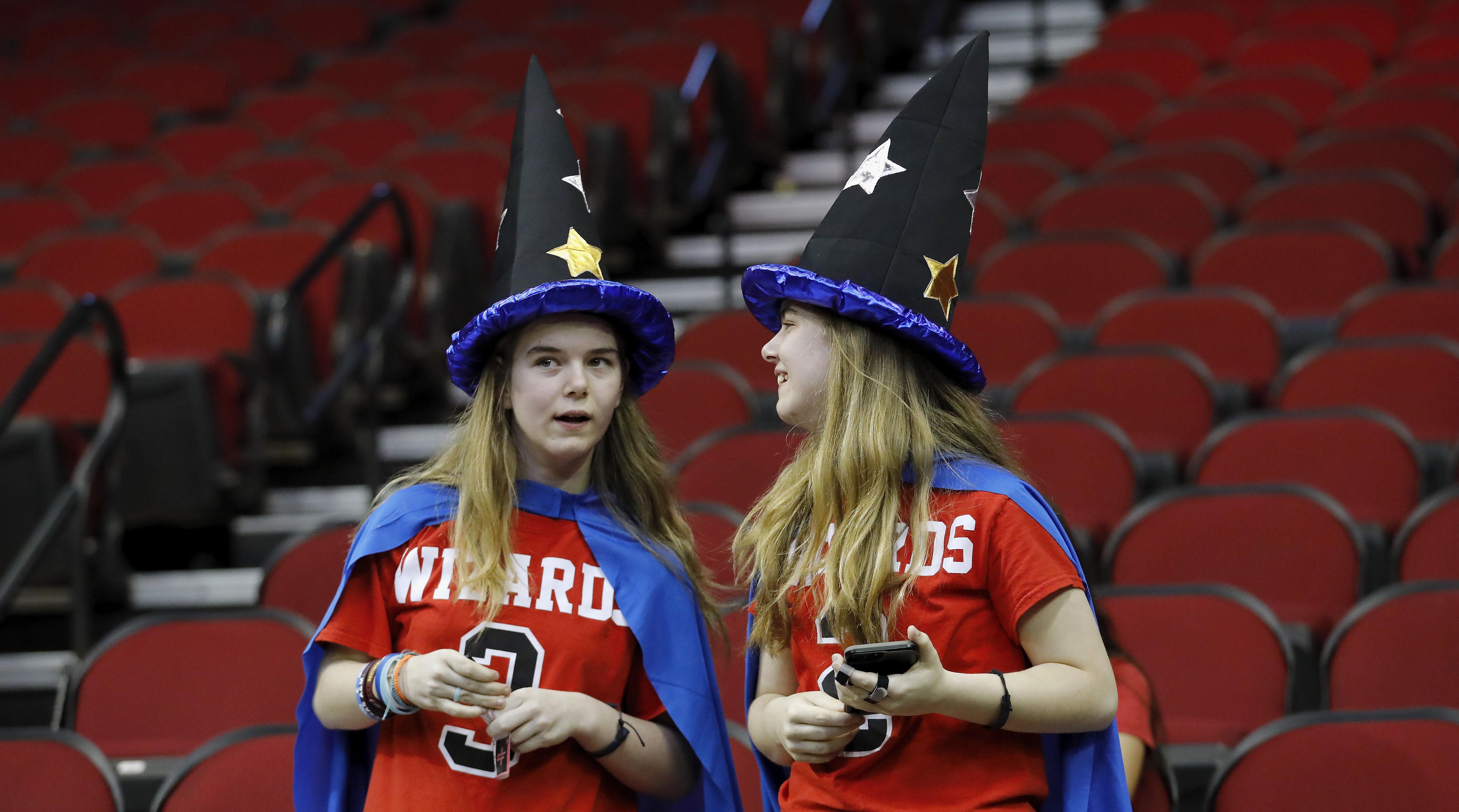 Wizards fans contacted about Ernie Grunfeld's firing