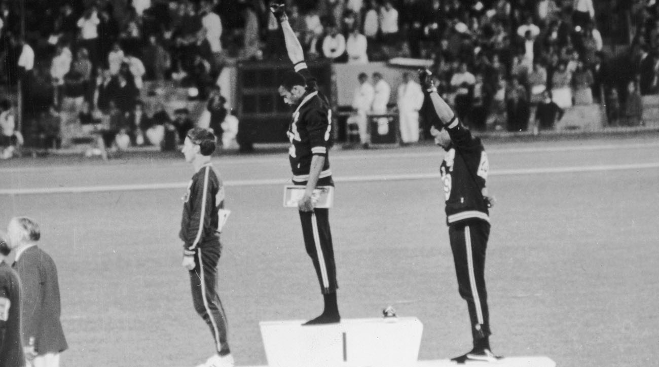 Tommie Smith, John Carlos, san jose state track, 1968 Olympics, Tommie Smith John Carlos, olympics