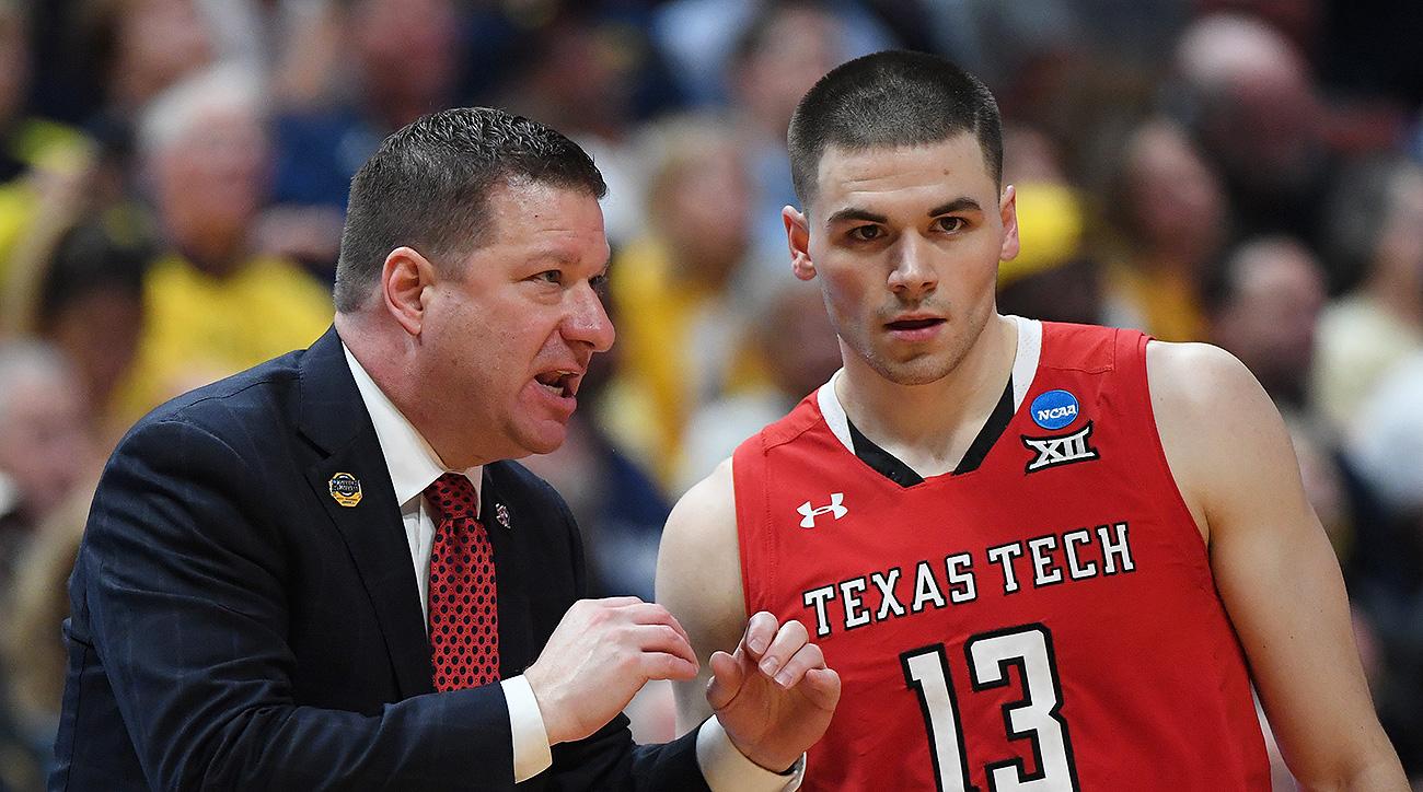 2019 Final Four Texas Tech basketball Chris Beard Matt Mooney