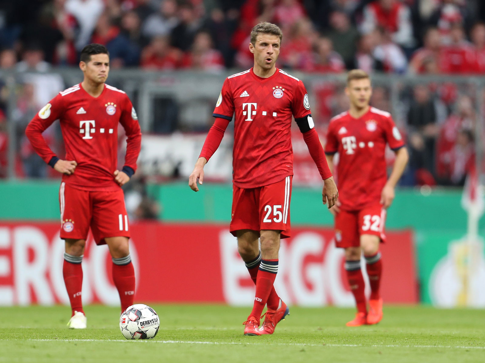 Bayern Munich is in a fight to win the Bundesliga again