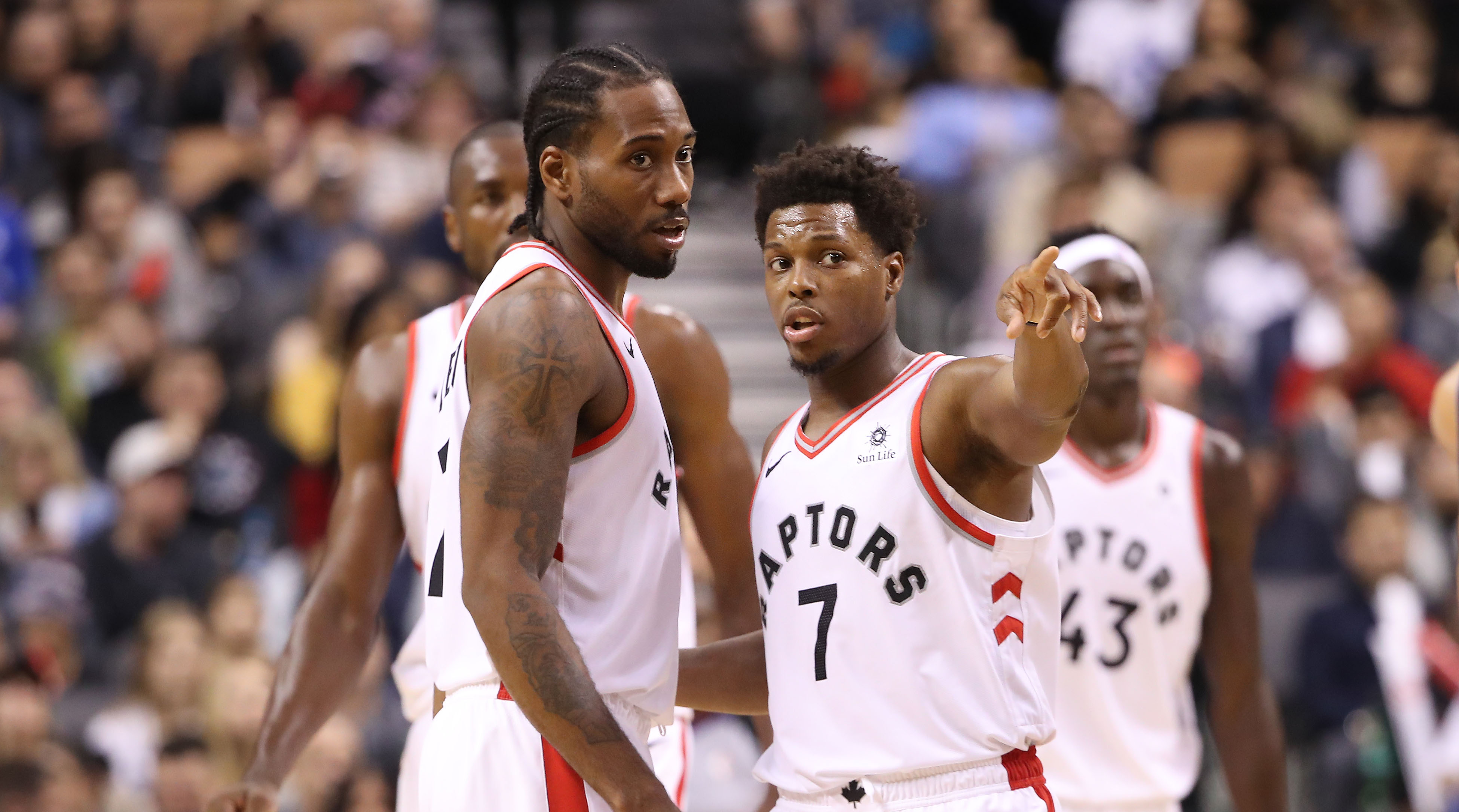 c10f529eef42 Raptors rely on playoff experience in potential Finals run